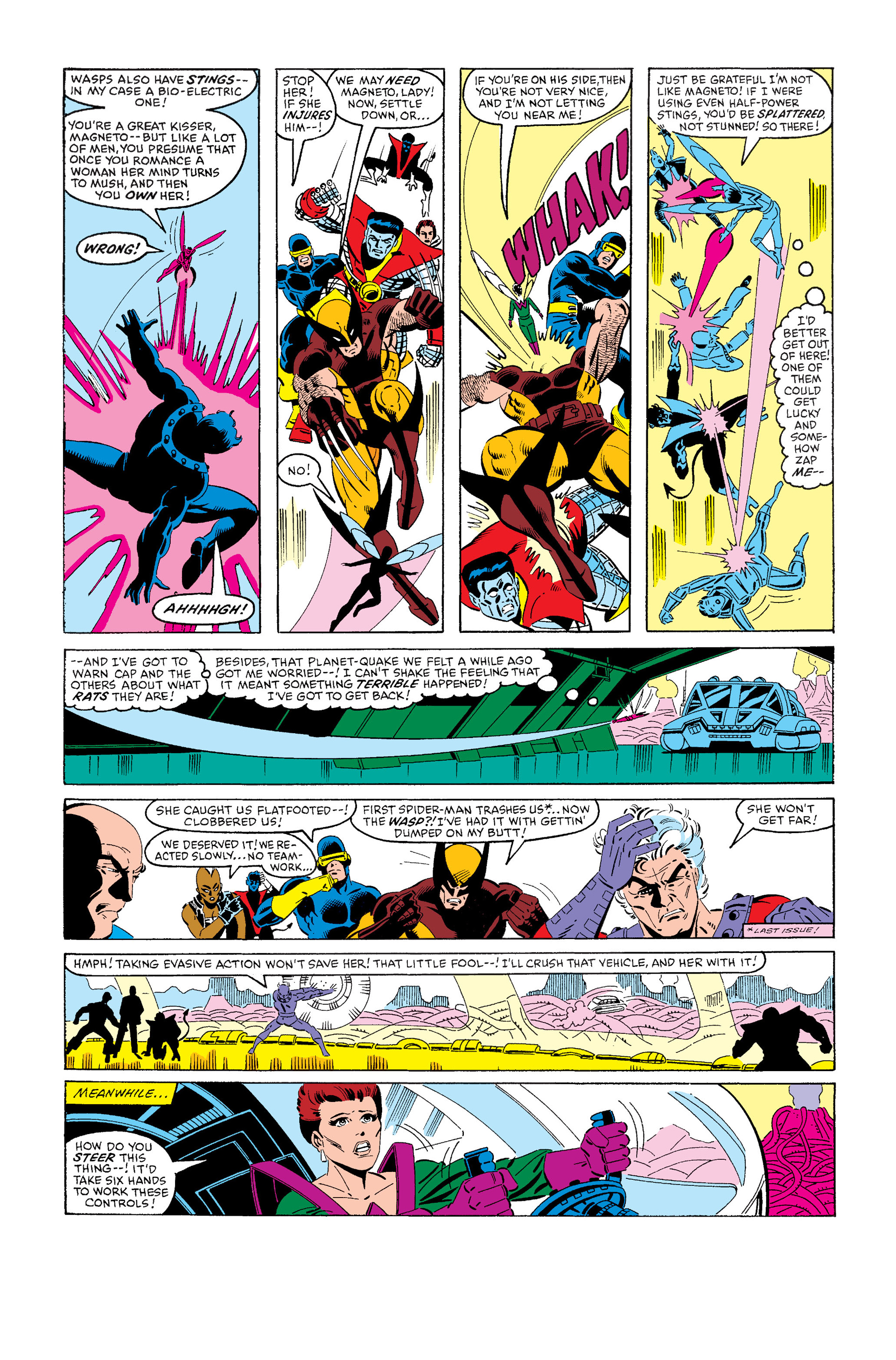 Read online Secret Wars (1985) comic -  Issue #4 - 17