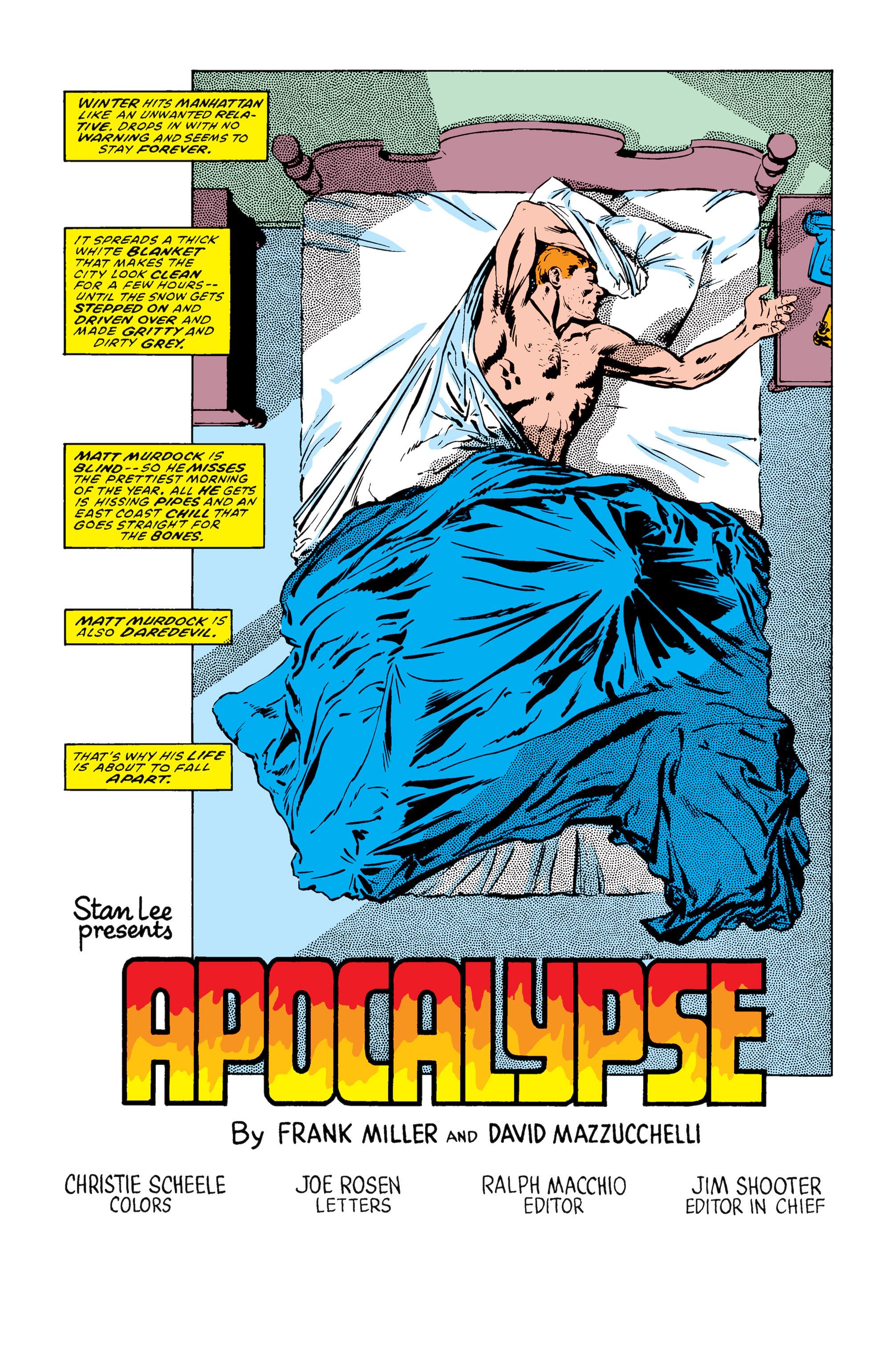 Read online Daredevil: Born Again comic -  Issue # Full - 32