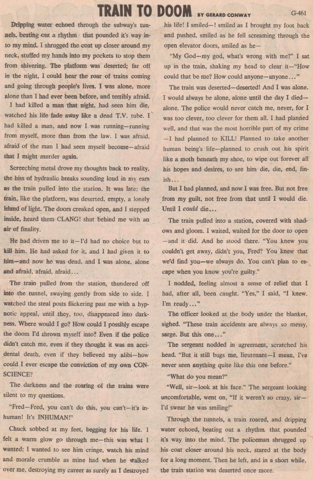 The Witching Hour (1969) issue 6 - Page 28
