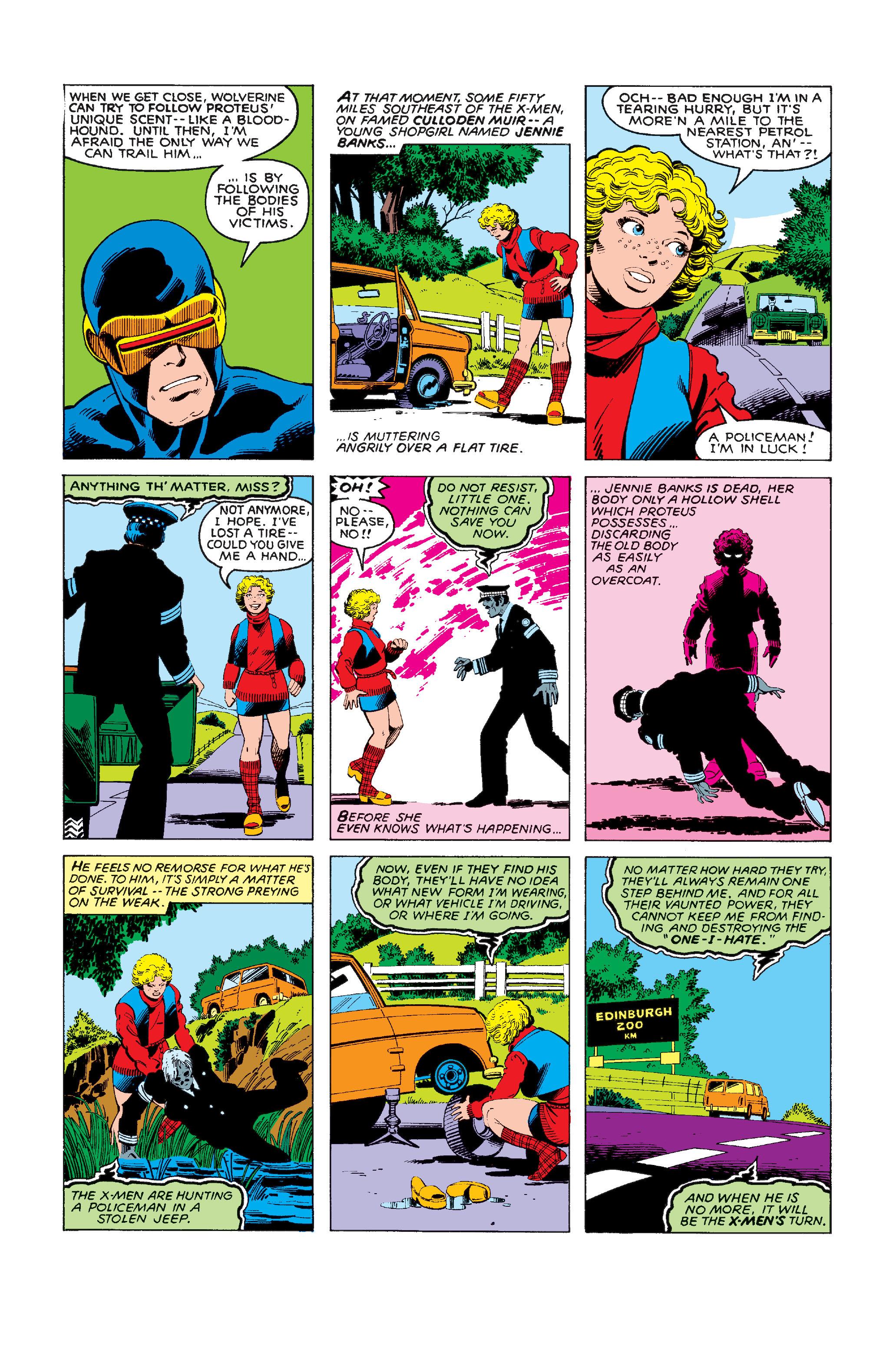 Uncanny X-Men (1963) 127 Page 10
