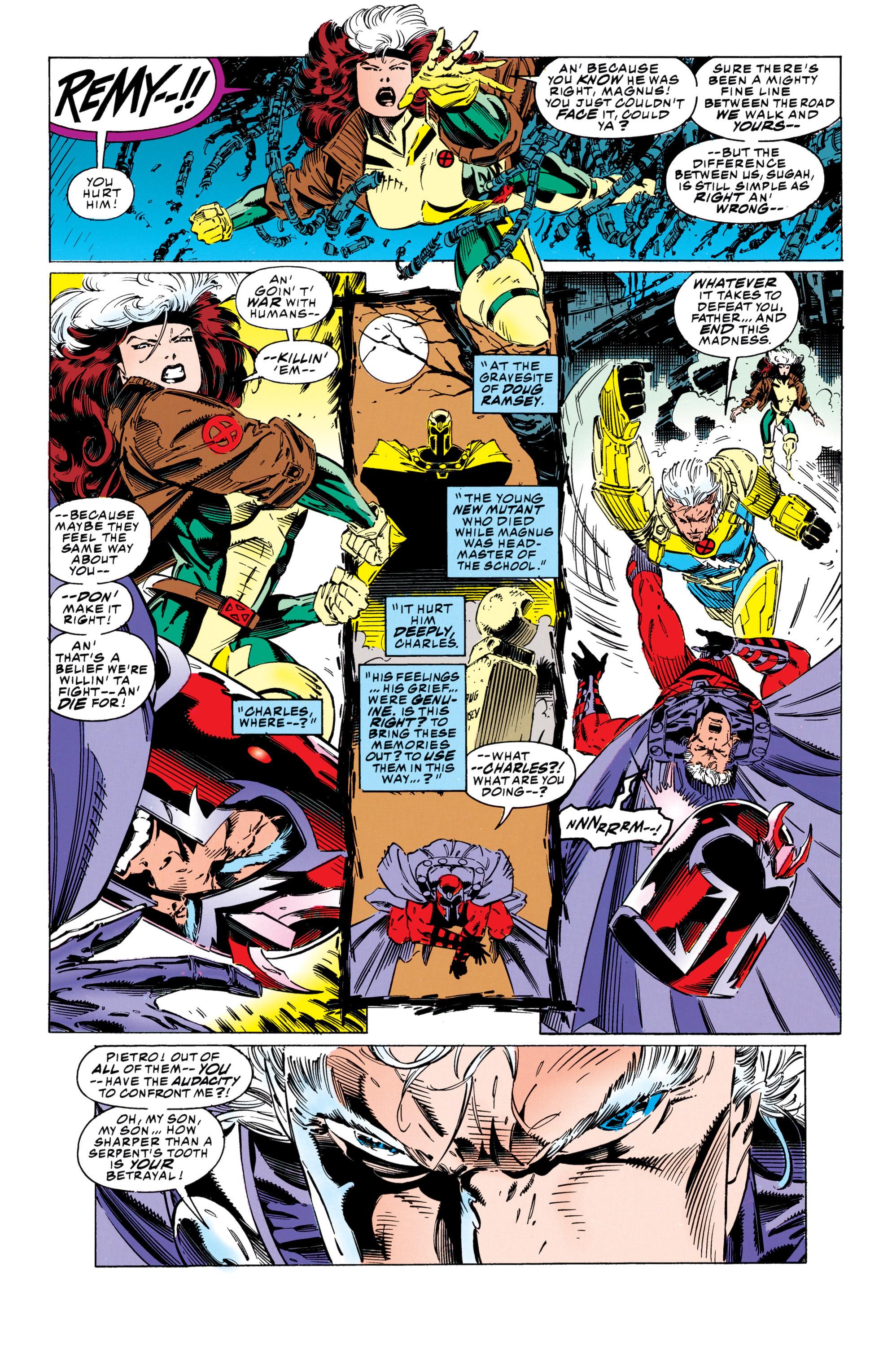 X-Men (1991) 25 Page 28