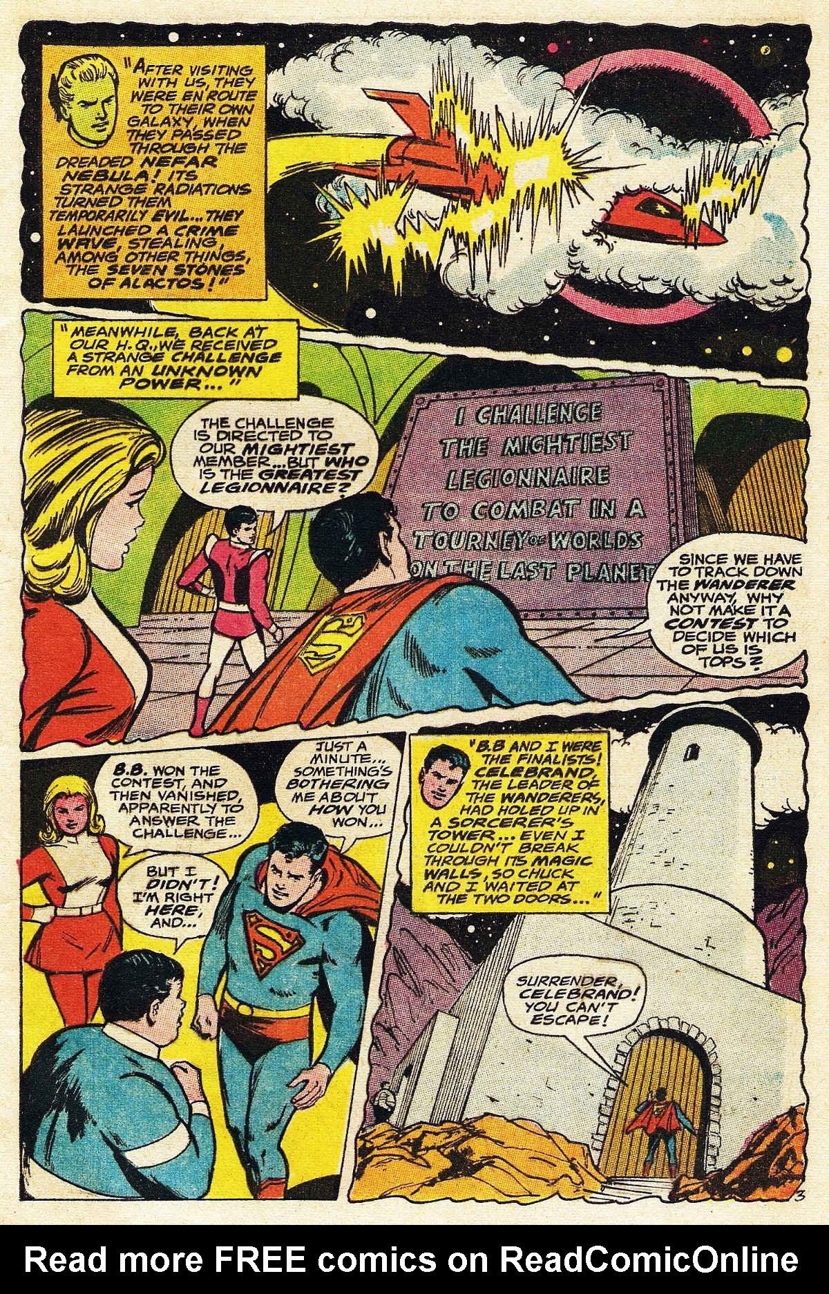 Read online Adventure Comics (1938) comic -  Issue #376 - 5