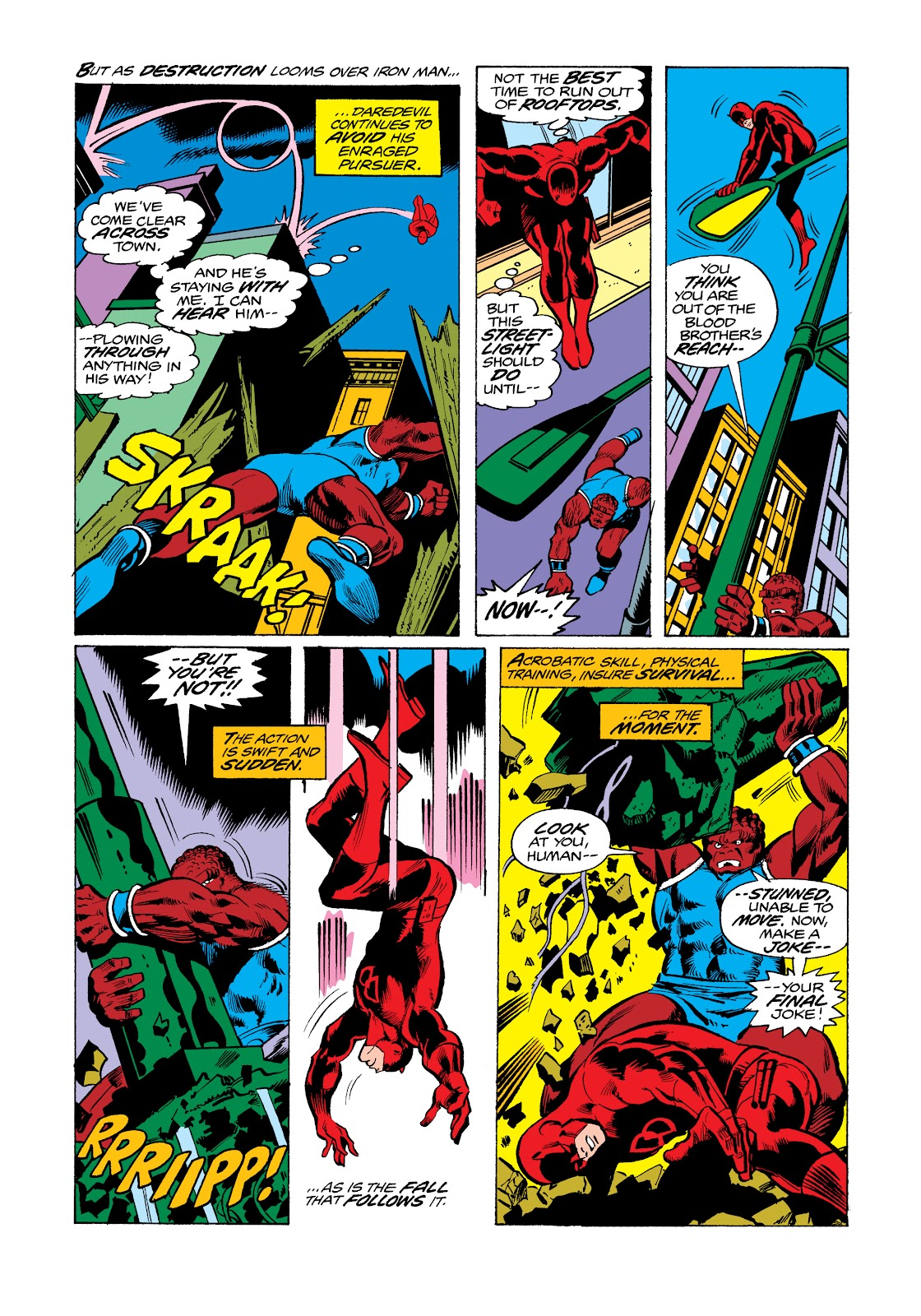 Read online Marvel Masterworks: The Invincible Iron Man comic -  Issue # TPB 11 (Part 2) - 90