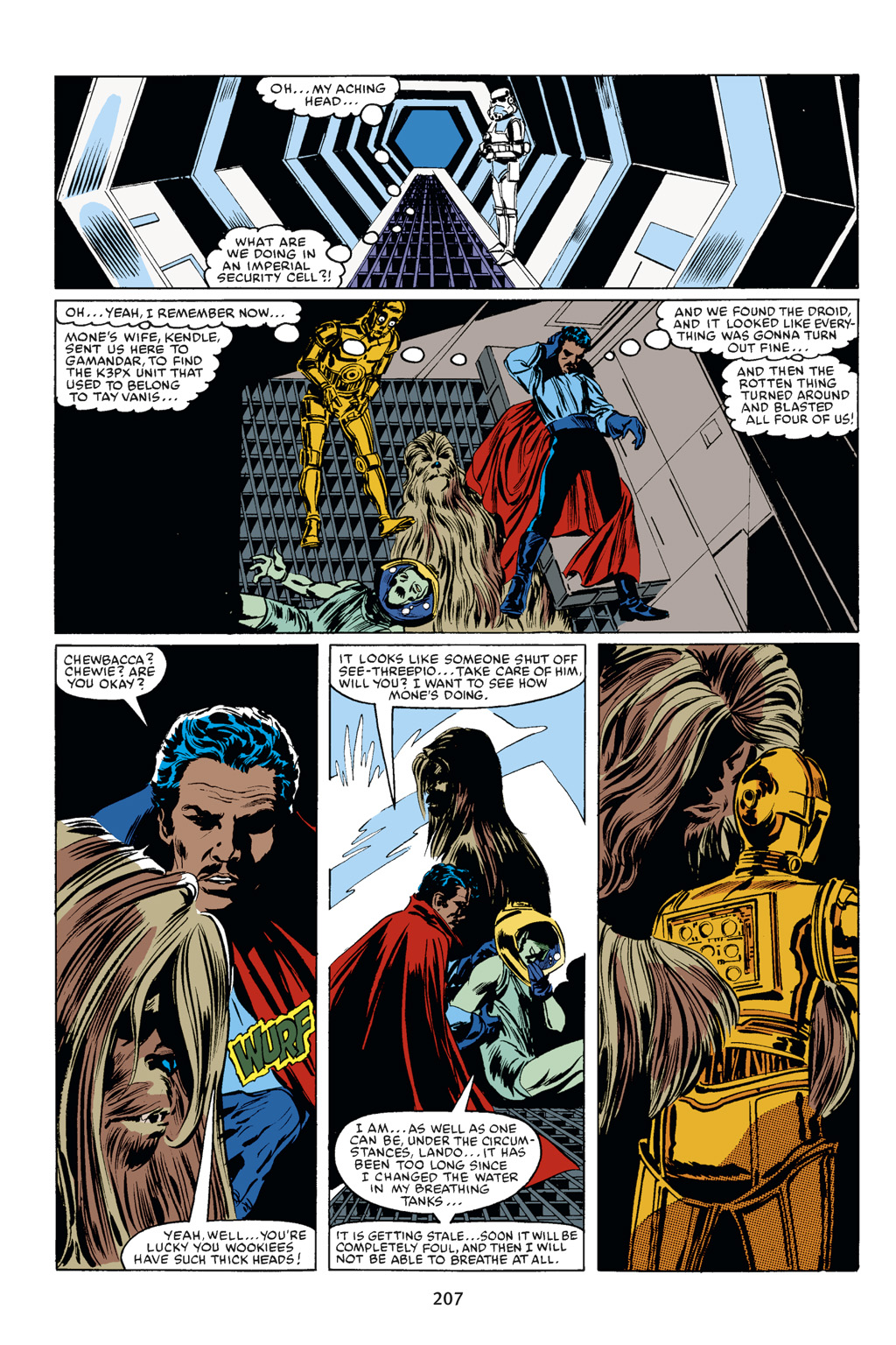 Read online Star Wars Omnibus comic -  Issue # Vol. 18 - 194