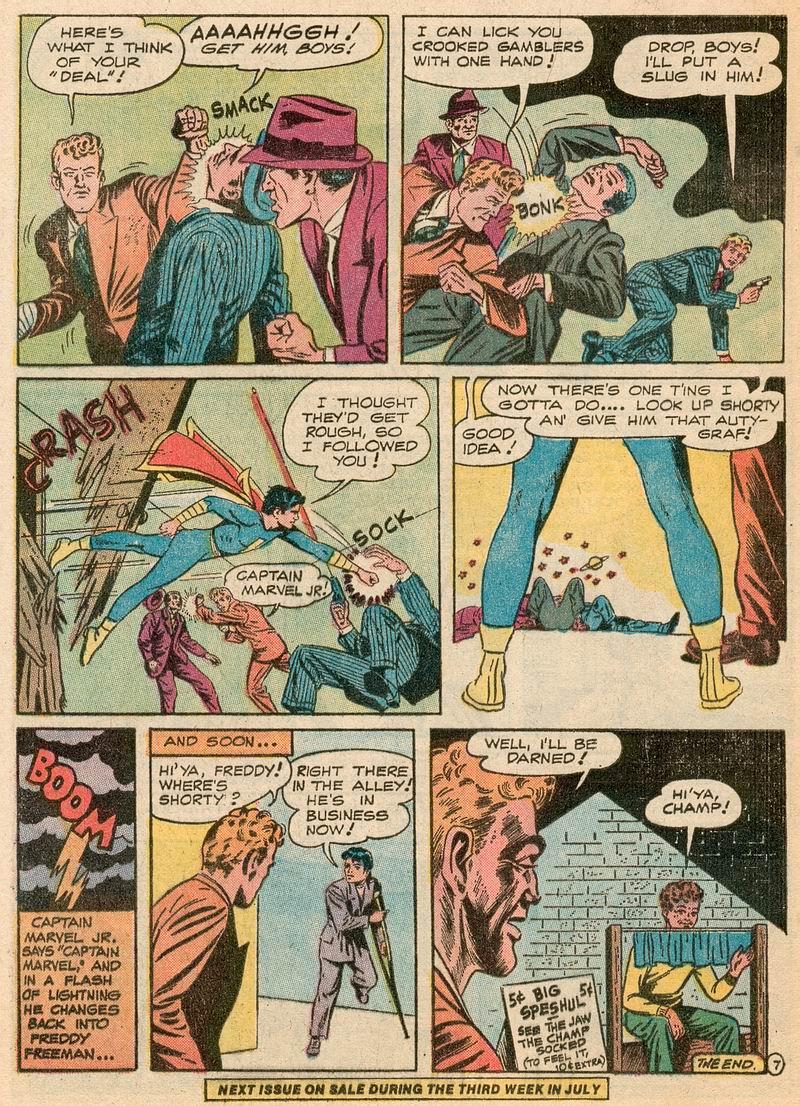 Read online Shazam! (1973) comic -  Issue #5 - 24