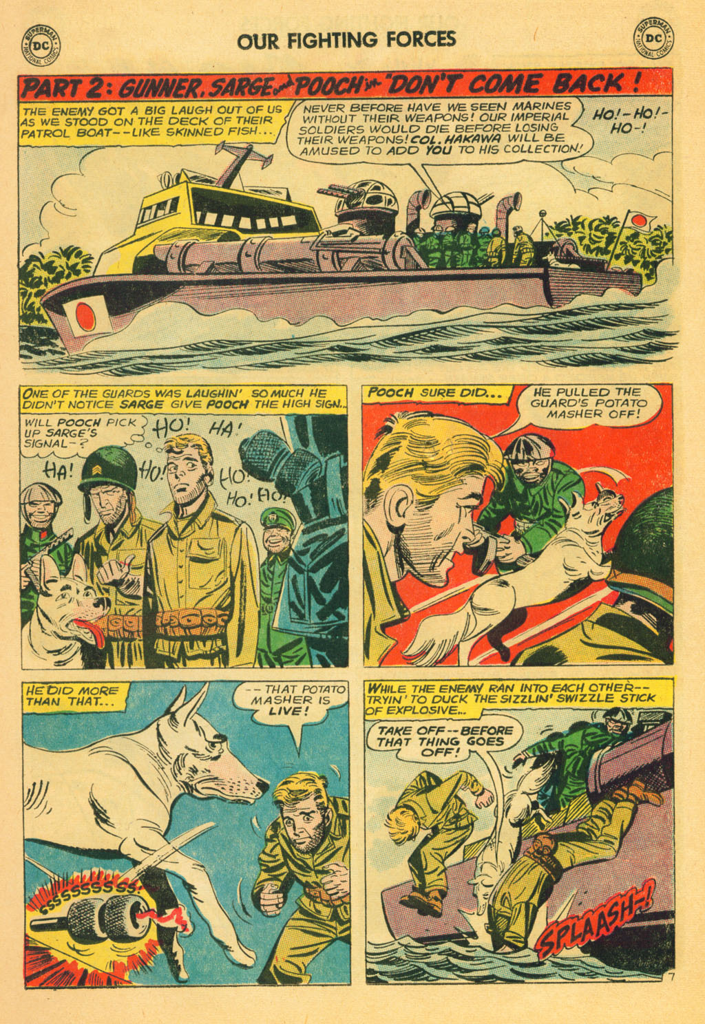 Our Fighting Forces (1954) issue 80 - Page 11
