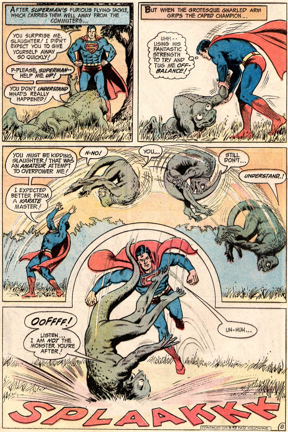 Read online Action Comics (1938) comic -  Issue #431 - 12