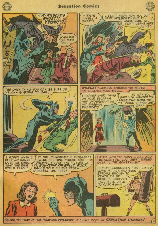 Read online Sensation (Mystery) Comics comic -  Issue #80 - 48