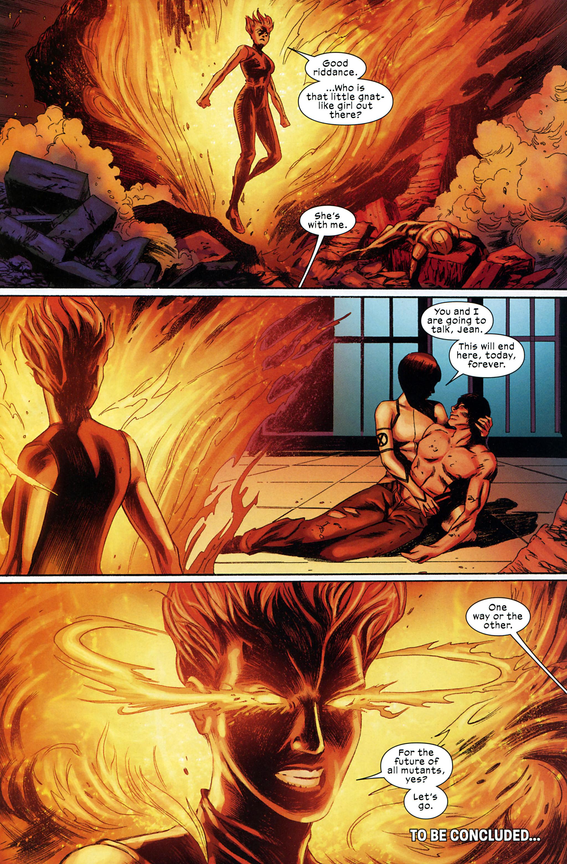 Read online Ultimate Comics X-Men comic -  Issue #32 - 23
