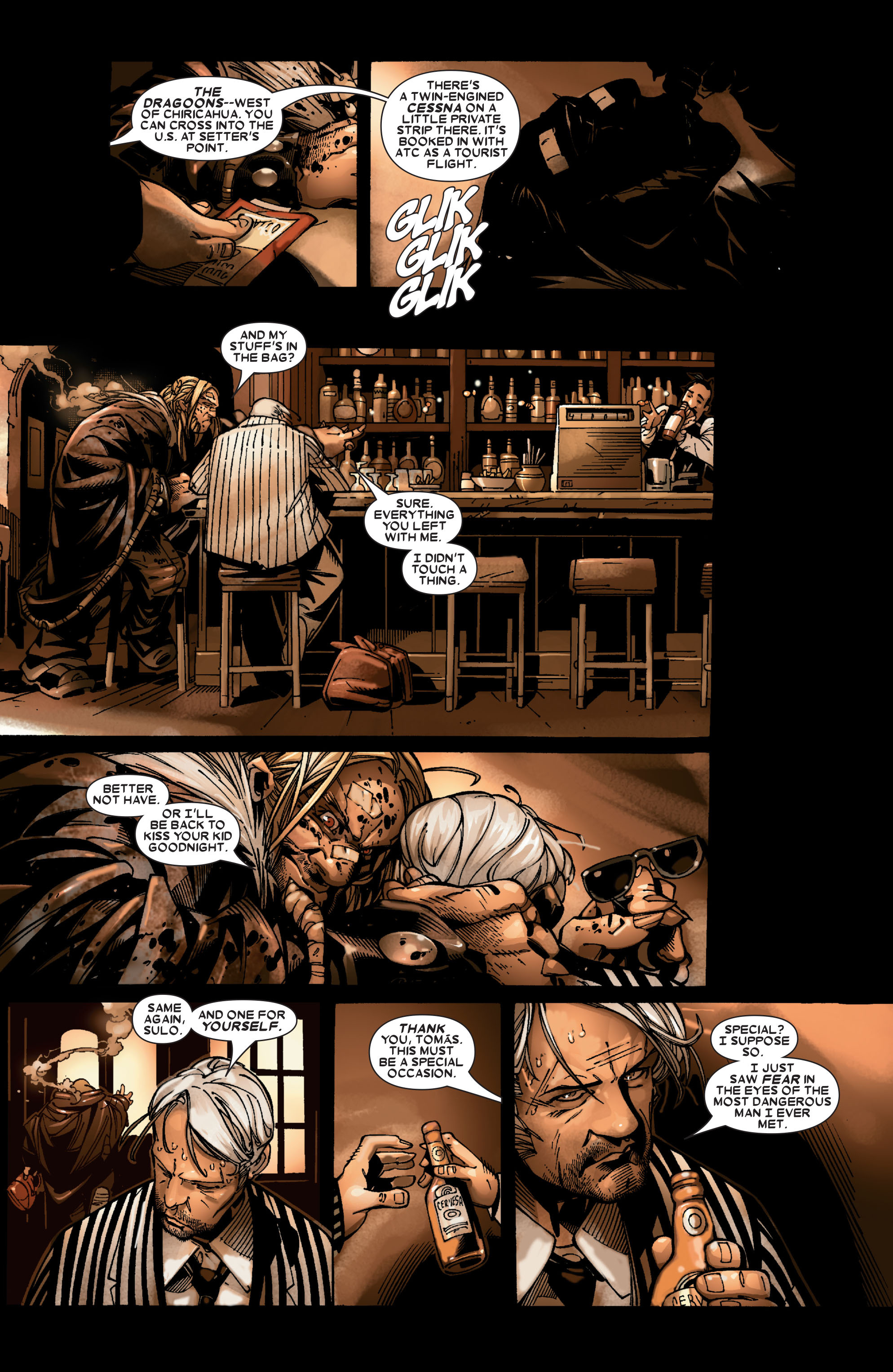 X-Men (1991) 188 Page 4