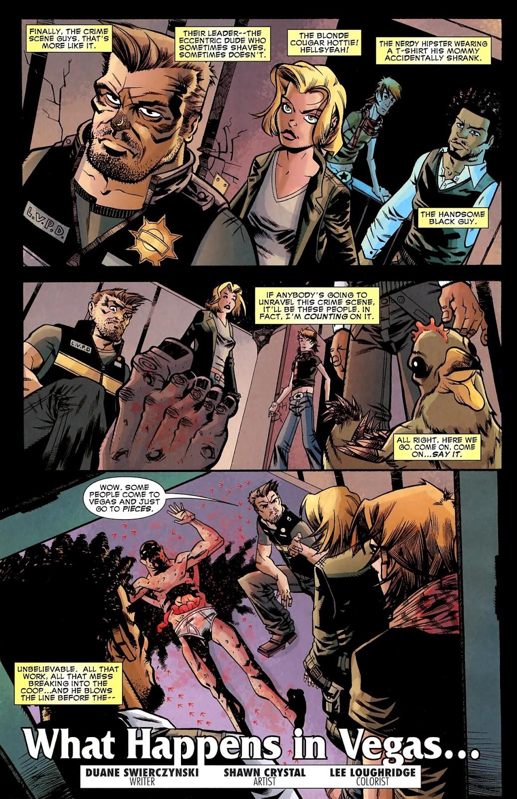 Read online Deadpool (2008) comic -  Issue #900 - 43