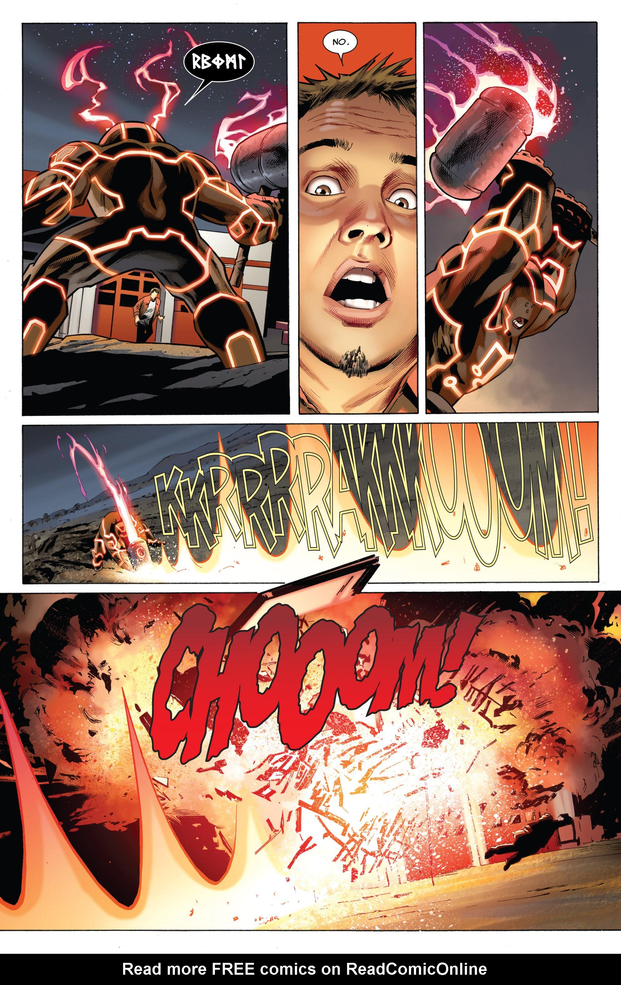 Read online Uncanny X-Men (1963) comic -  Issue #540 - 6