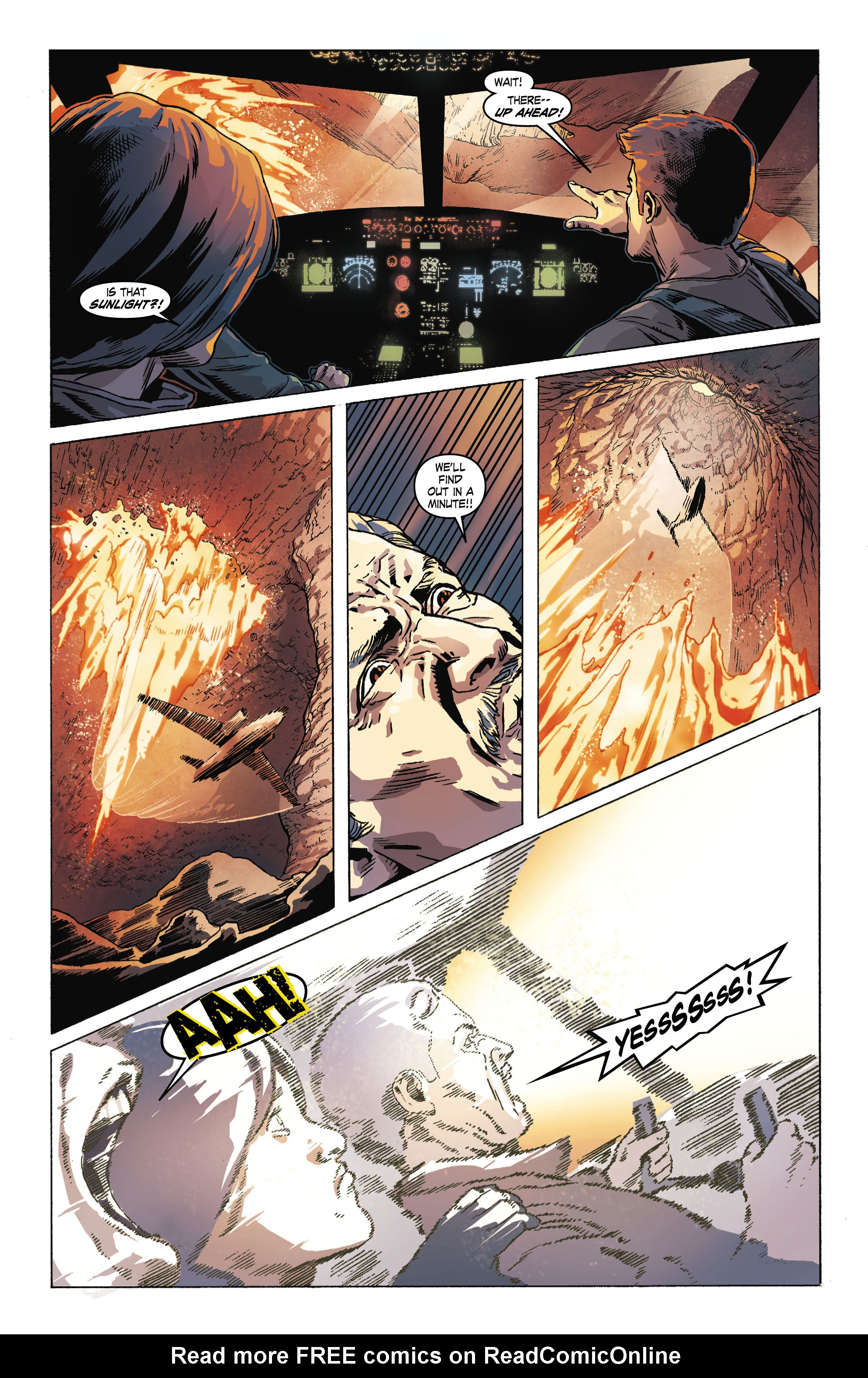 Read online Uncharted comic -  Issue #6 - 16