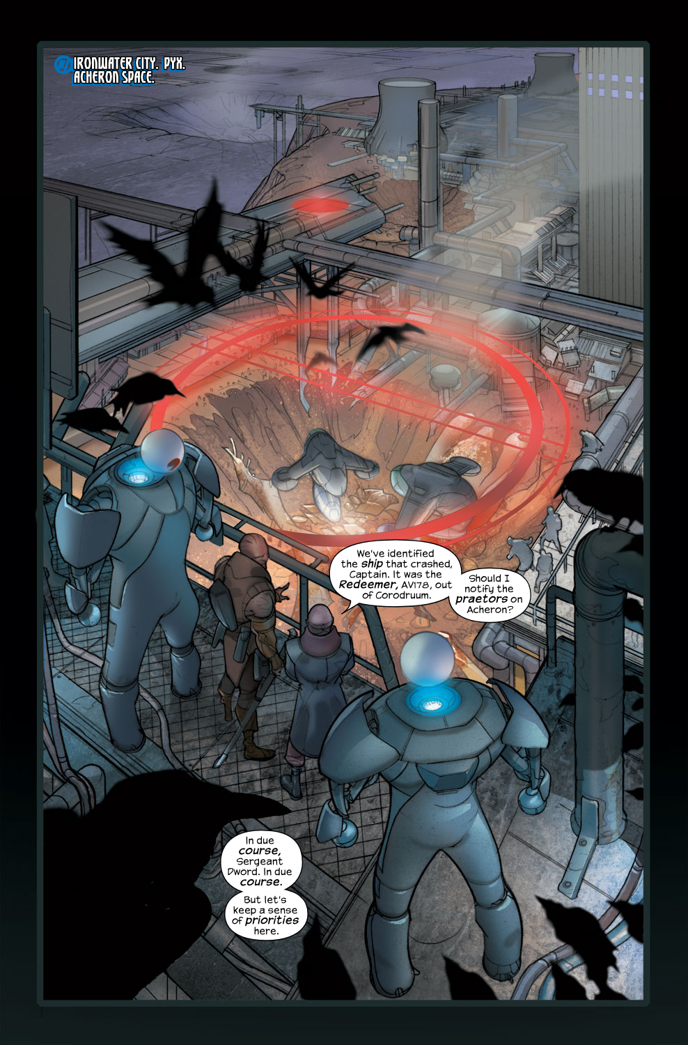 Read online Ultimate Fantastic Four (2004) comic -  Issue #36 - 3