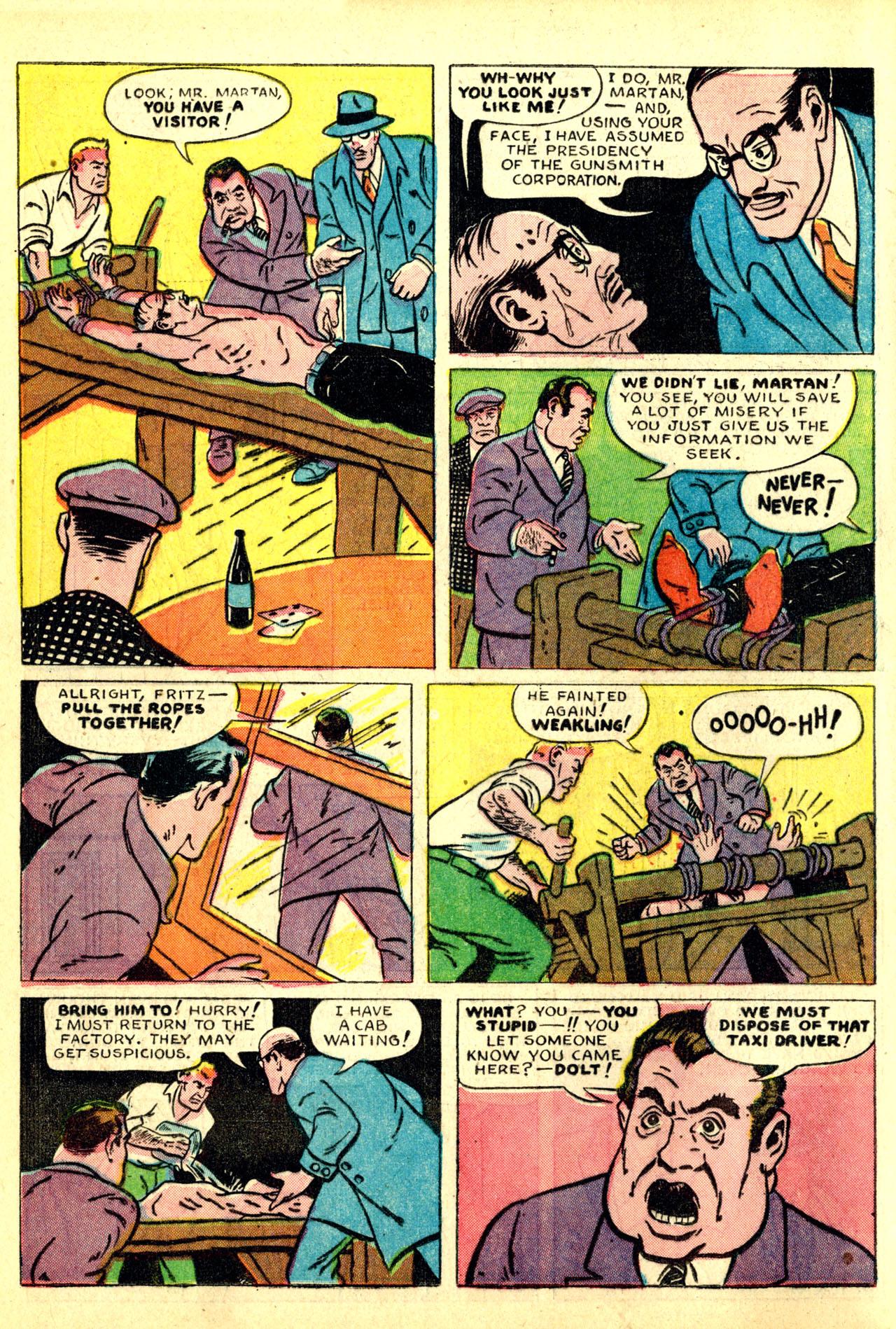 Read online Detective Comics (1937) comic -  Issue #50 - 20