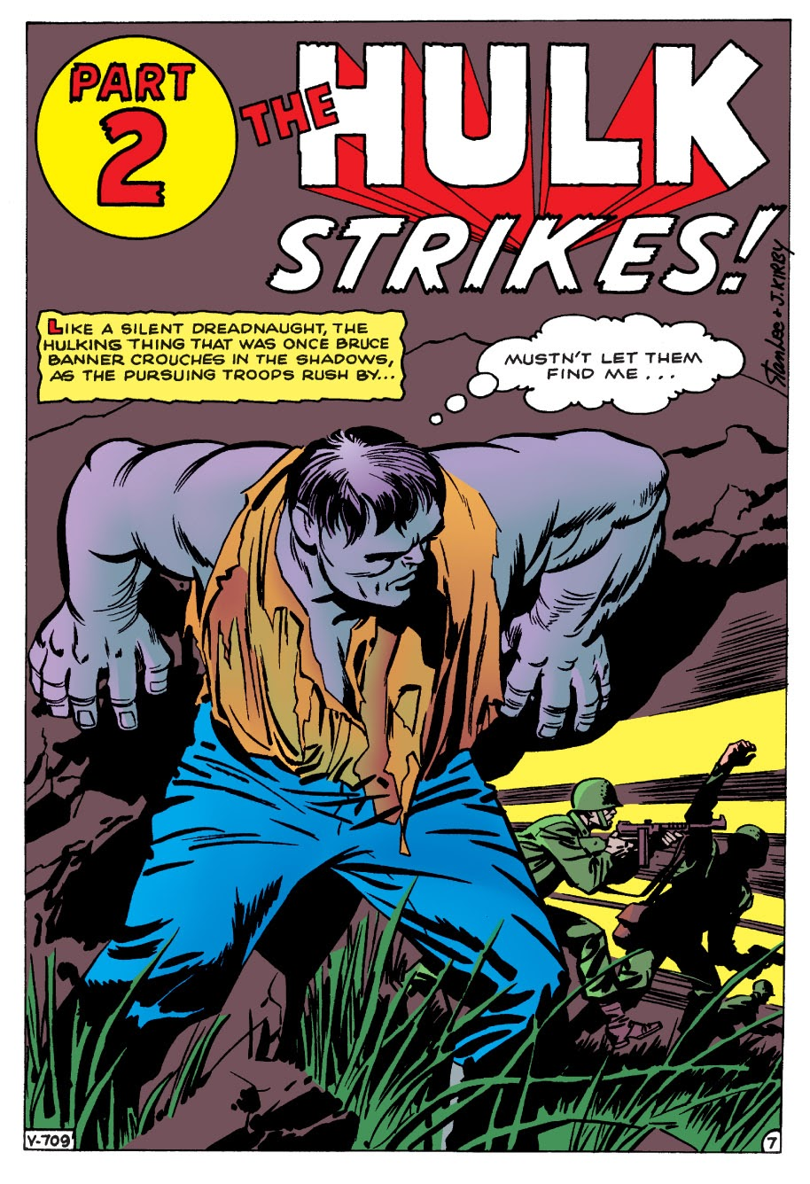 Read online Marvel Masterworks: The Incredible Hulk comic -  Issue # TPB 1 (Part 1) - 10