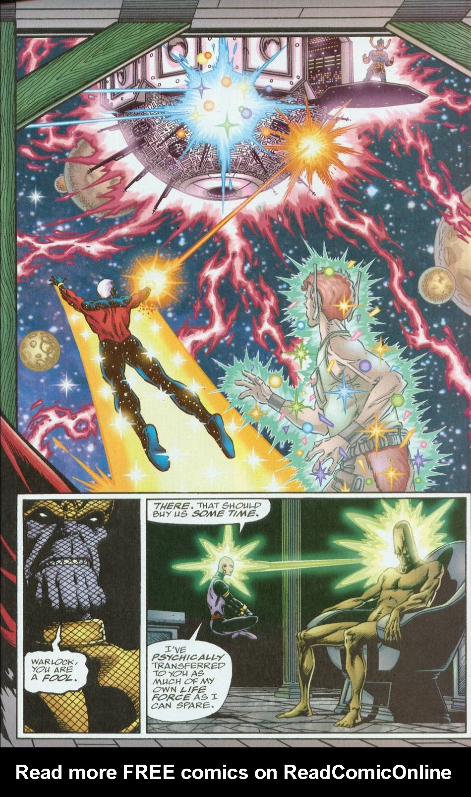 Read online Infinity Abyss comic -  Issue #6 - 19