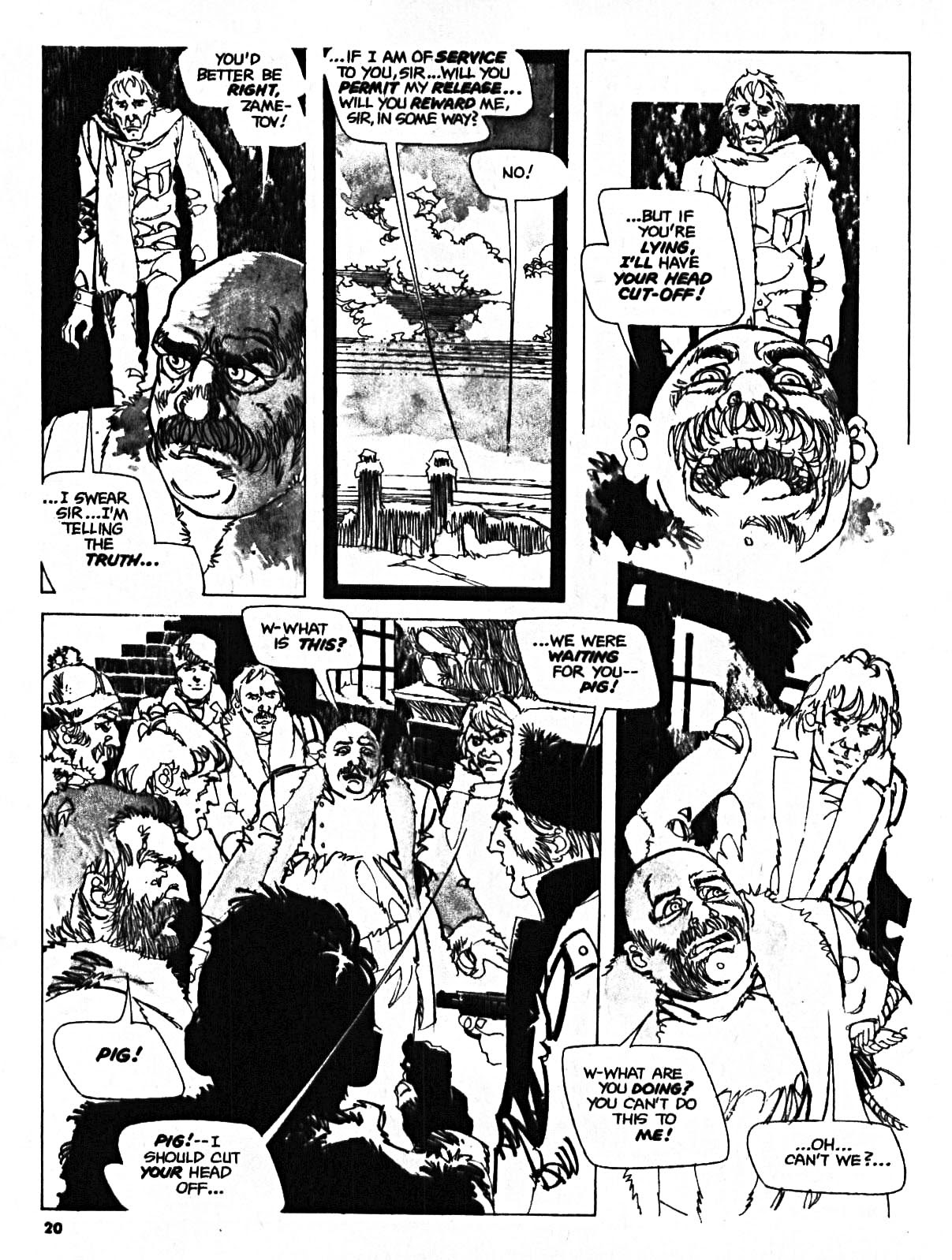 Scream (1973) issue 8 - Page 19