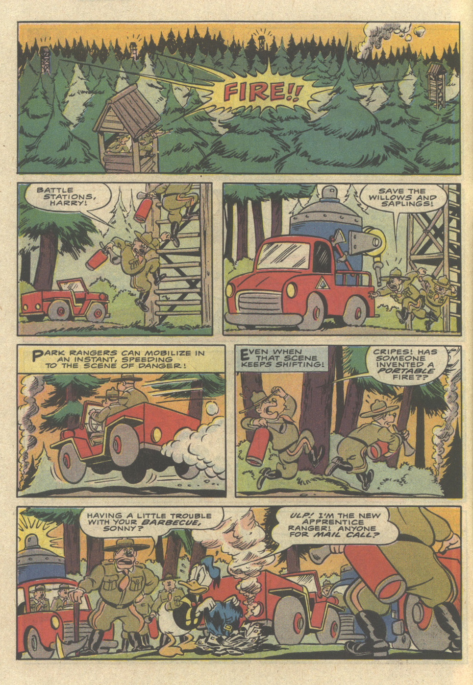 Walt Disney's Donald Duck (1986) issue 273 - Page 6