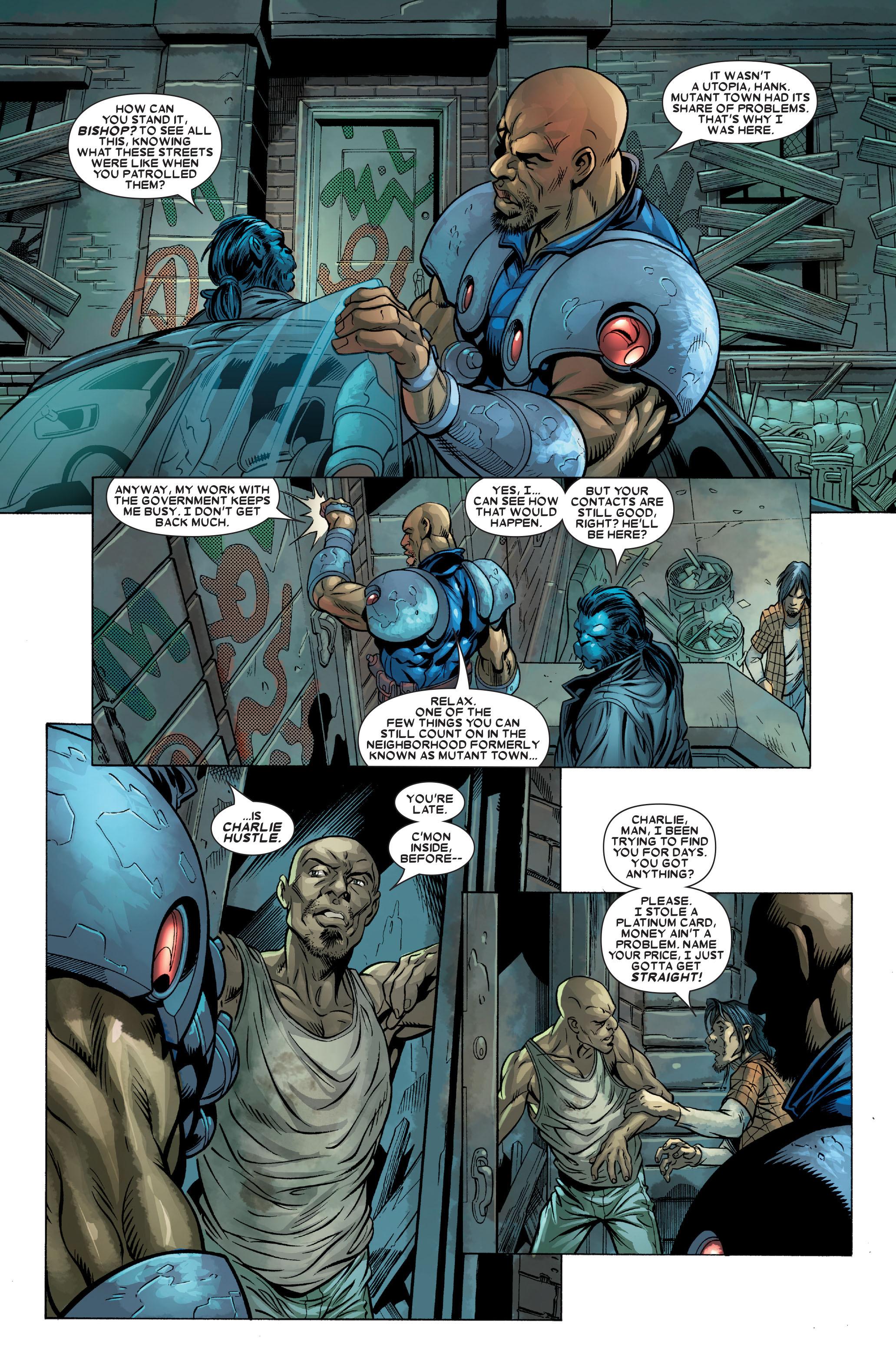 Read online Uncanny X-Men (1963) comic -  Issue #490 - 26