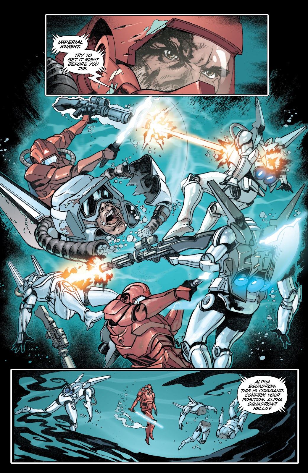 Read online Star Wars Legends: Legacy - Epic Collection comic -  Issue # TPB 2 (Part 4) - 1