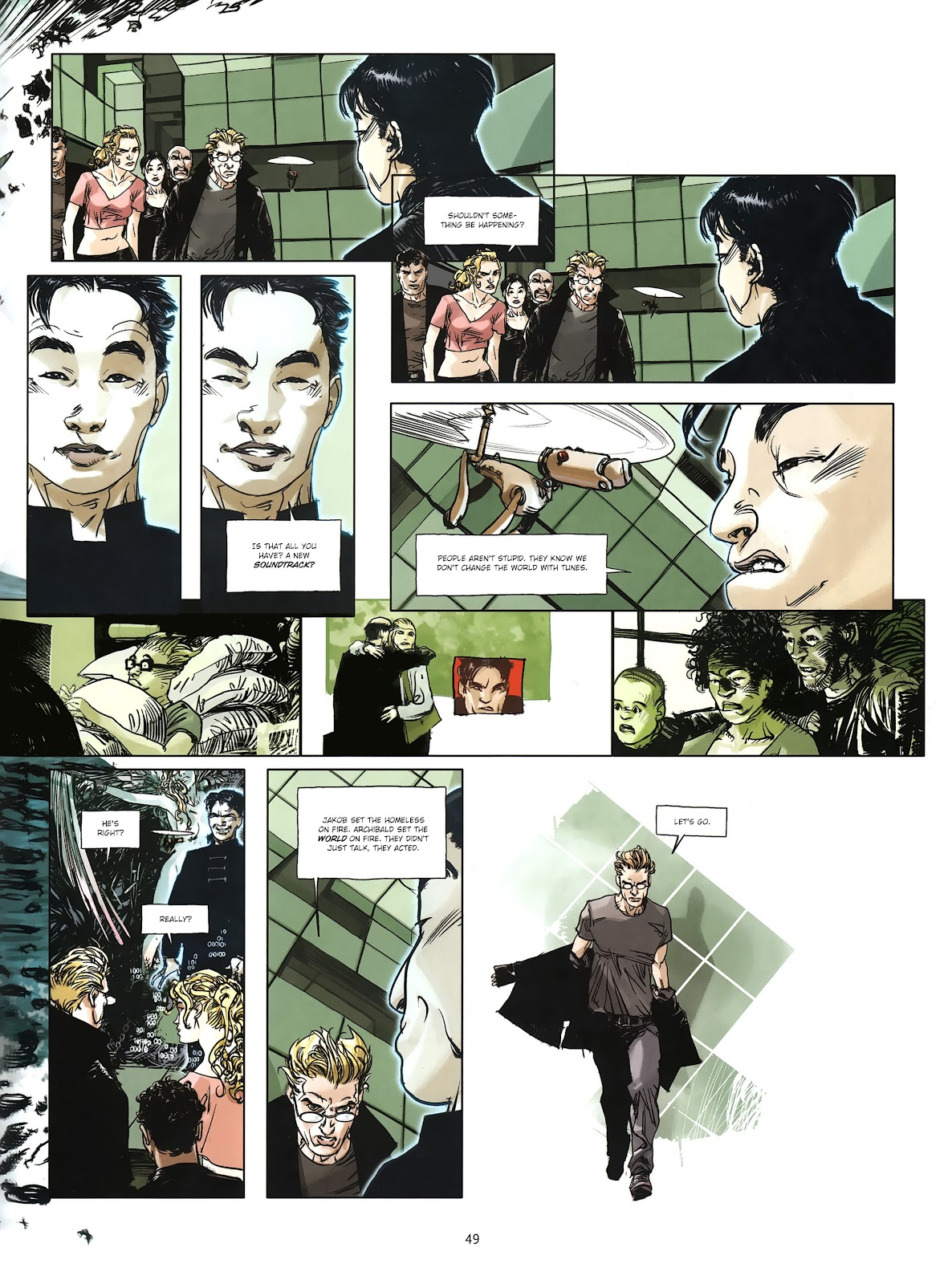 Read online Cutting Edge (2013) comic -  Issue #4 - 37