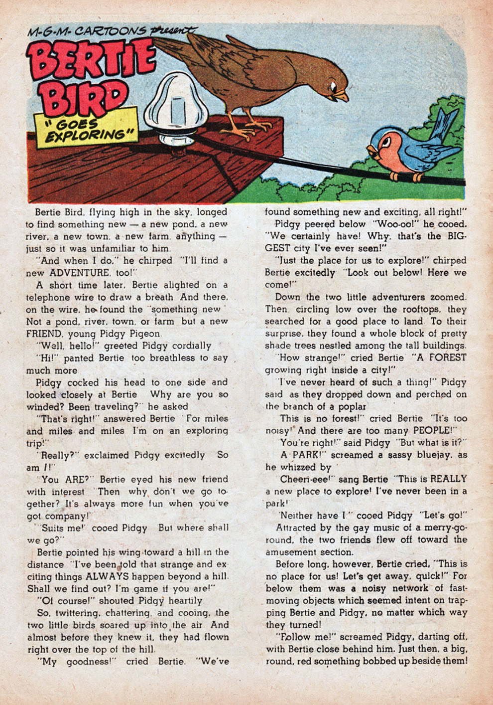 Tom & Jerry Comics issue 110 - Page 31