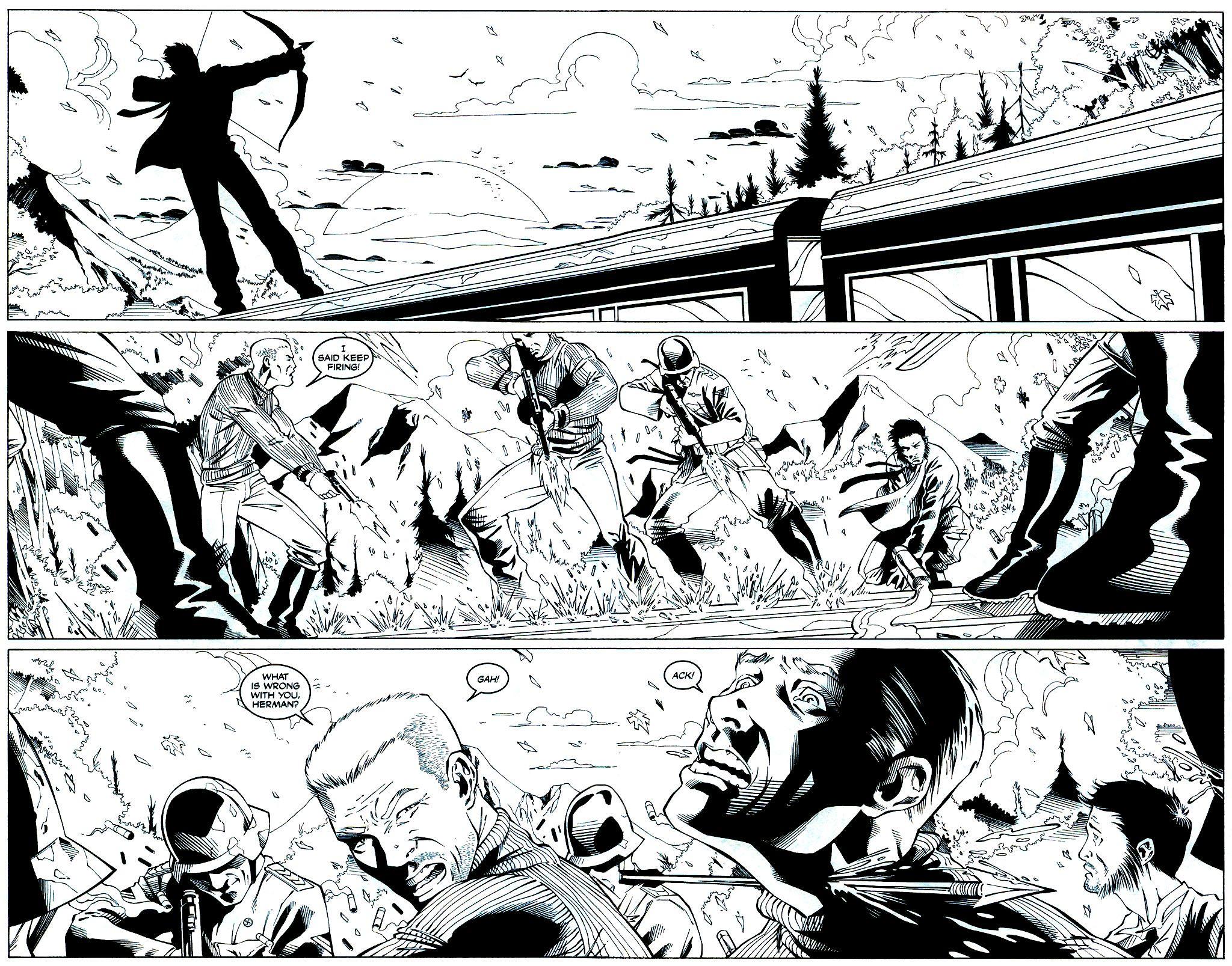 Read online Shi: Sempo comic -  Issue #2 - 13