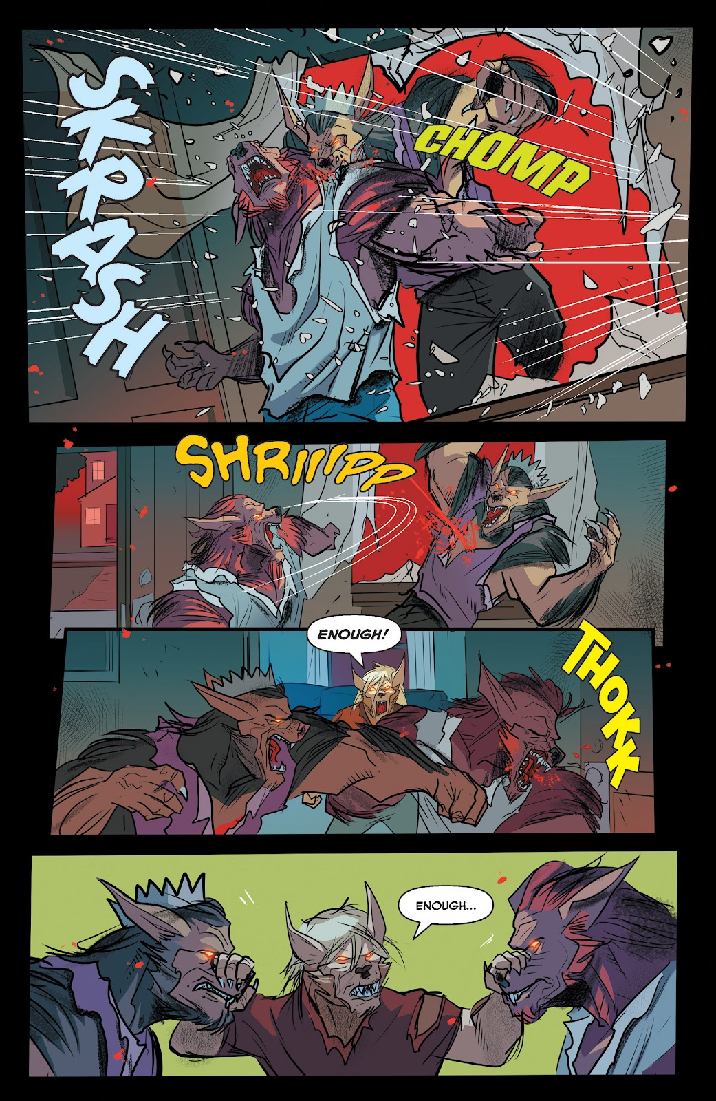 Read online Jughead The Hunger comic -  Issue #13 - 12