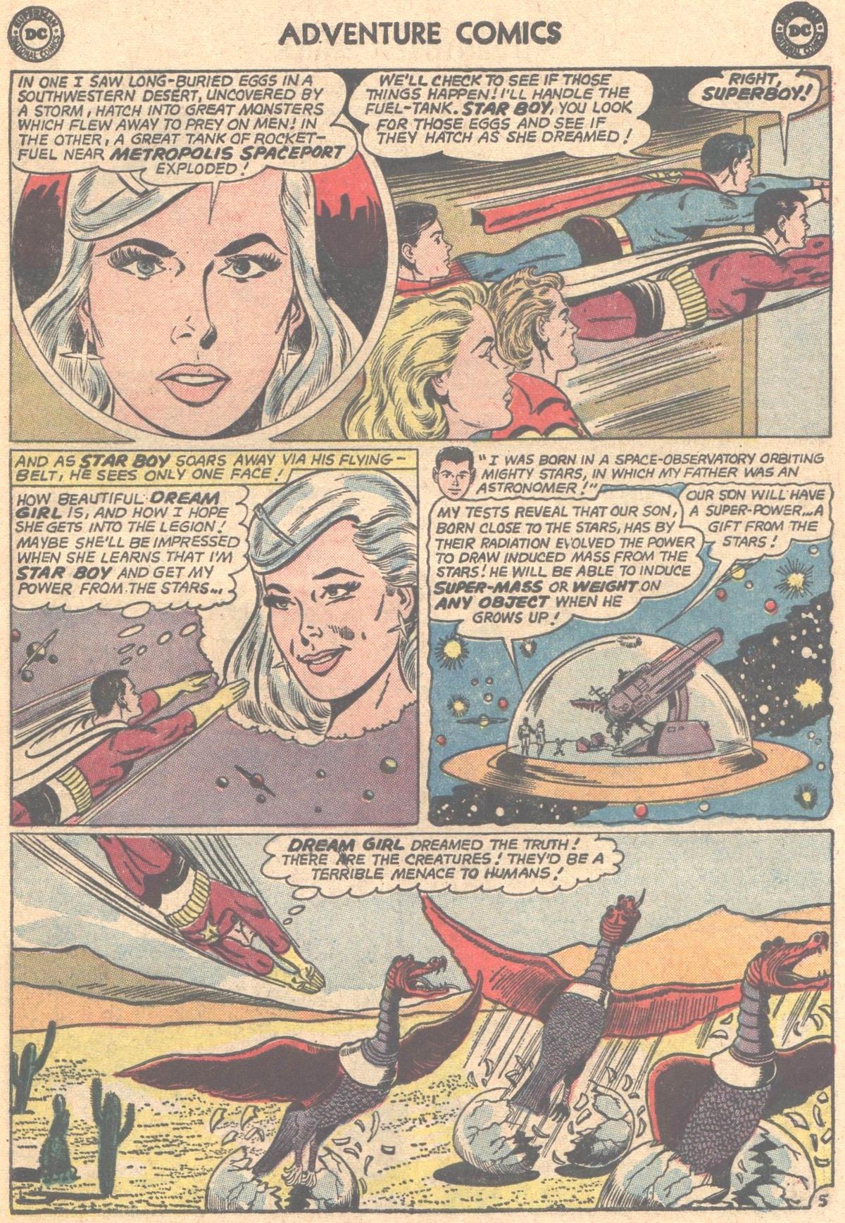 Read online Adventure Comics (1938) comic -  Issue #317 - 7