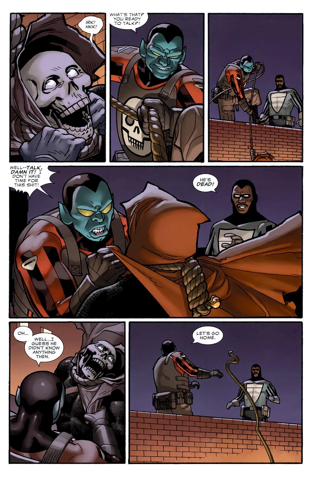Read online Destroyer comic -  Issue #3 - 3
