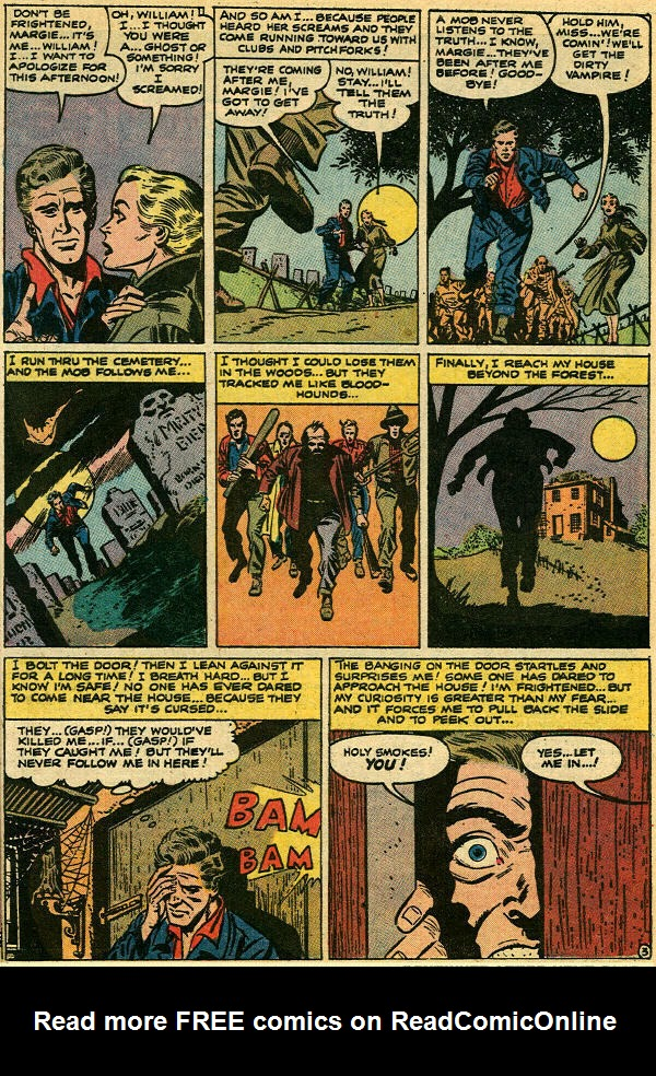 Read online Adventures into Weird Worlds comic -  Issue #9 - 4
