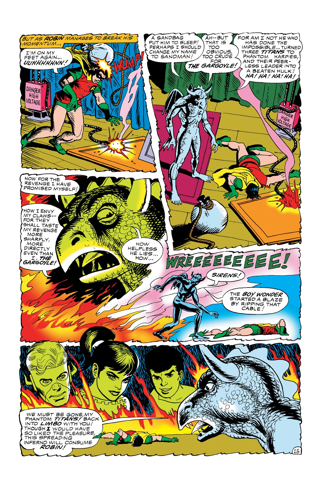 Teen Titans (1966) issue 14 - Page 16