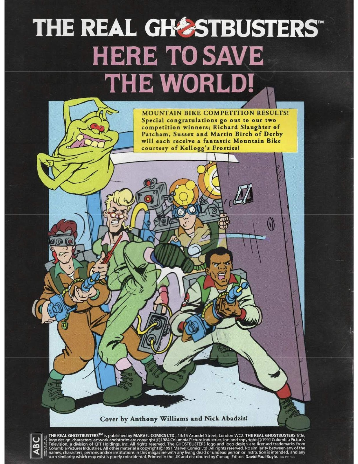 The Real Ghostbusters Issue #193 #167 - English 23