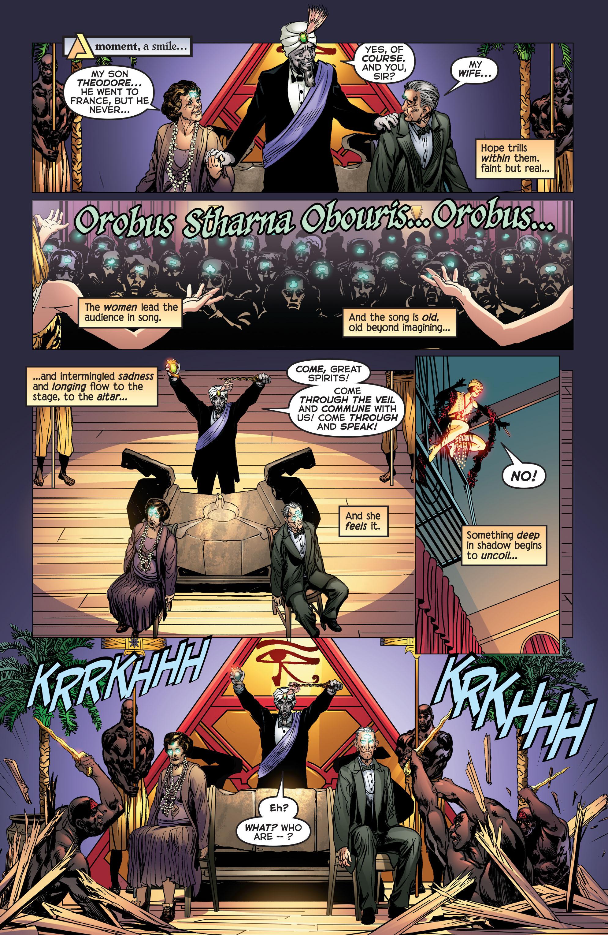 Read online Astro City comic -  Issue #38 - 17