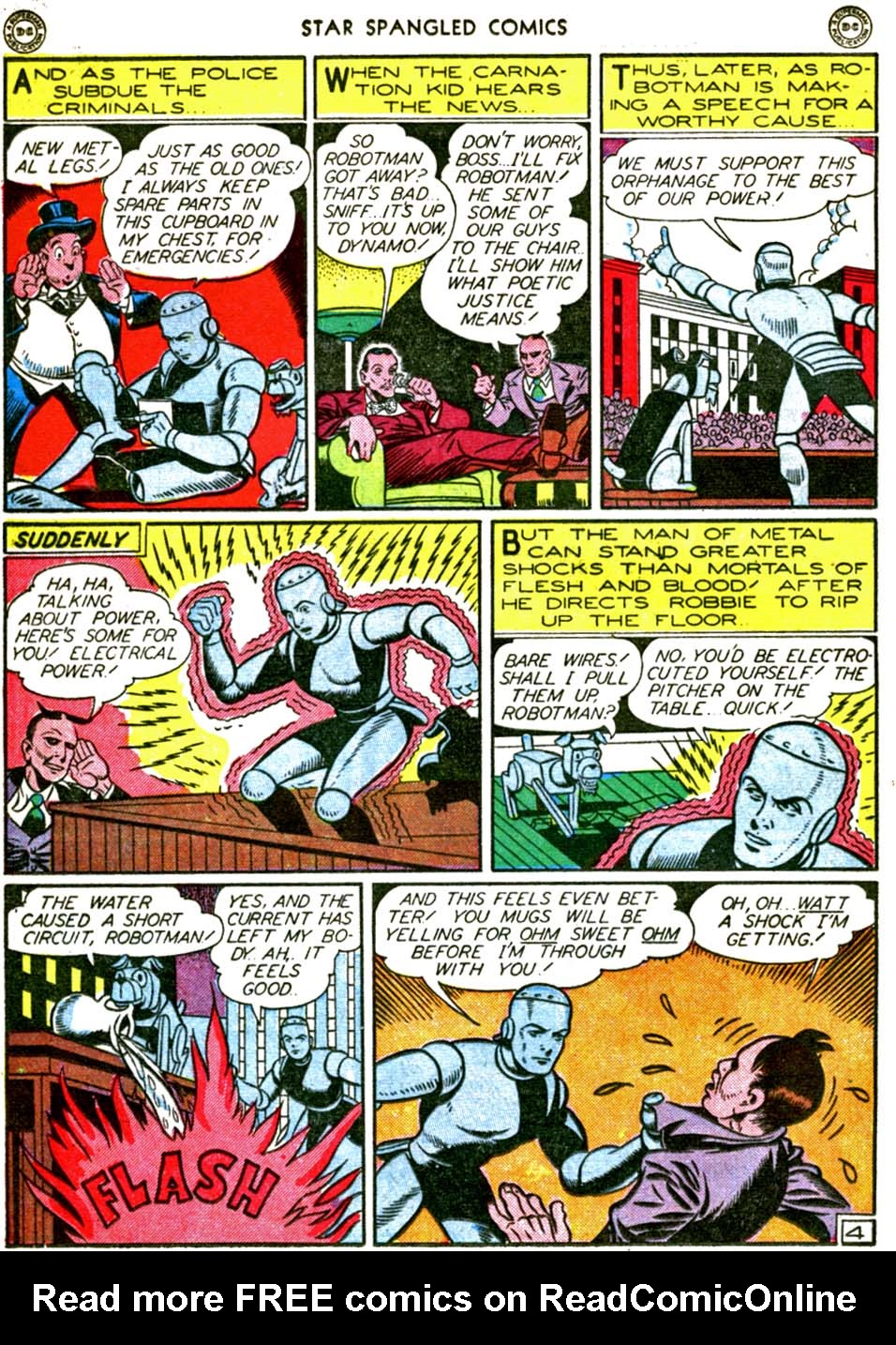 Star Spangled Comics (1941) issue 56 - Page 18