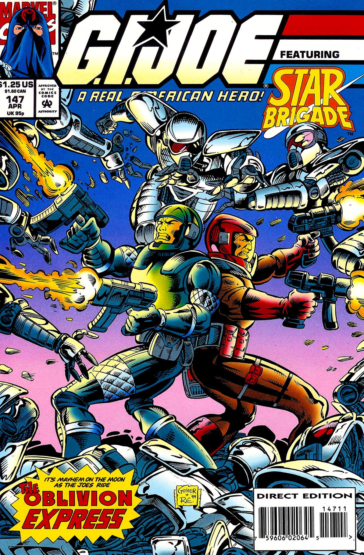 G.I. Joe: A Real American Hero 147 Page 1