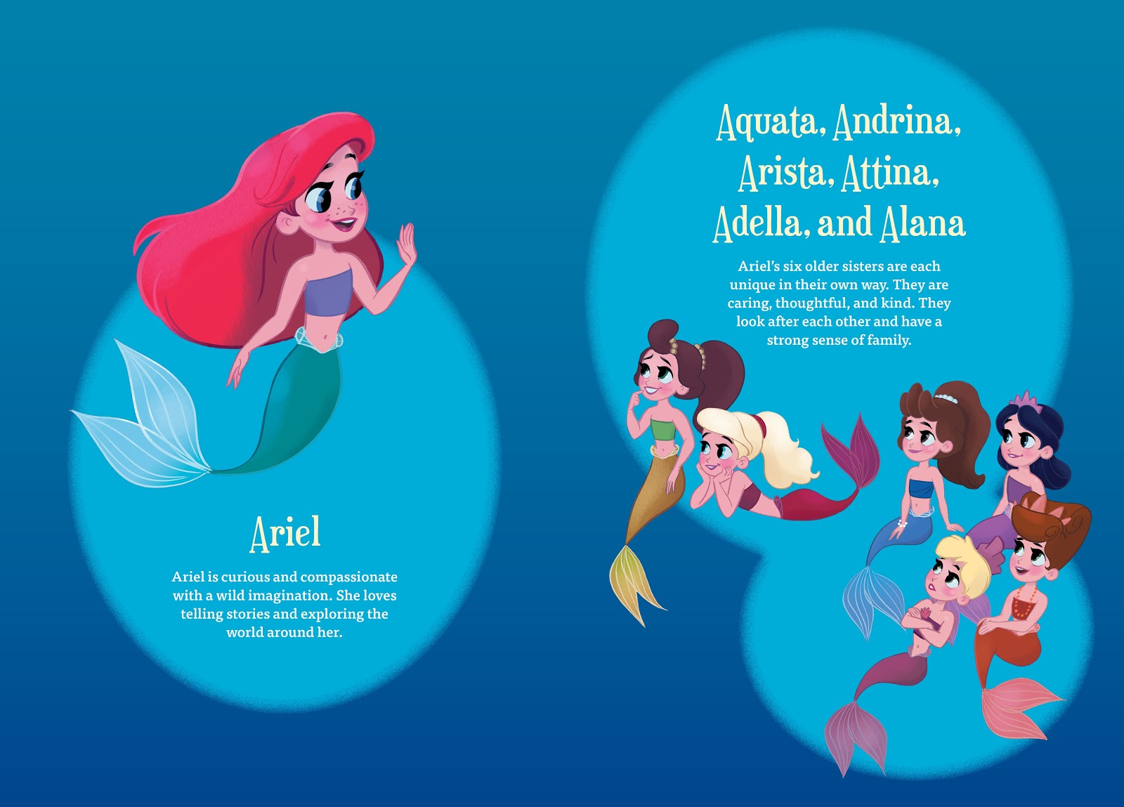 Read online Disney Princess: Ariel and the Sea Wolf comic -  Issue # Full - 4