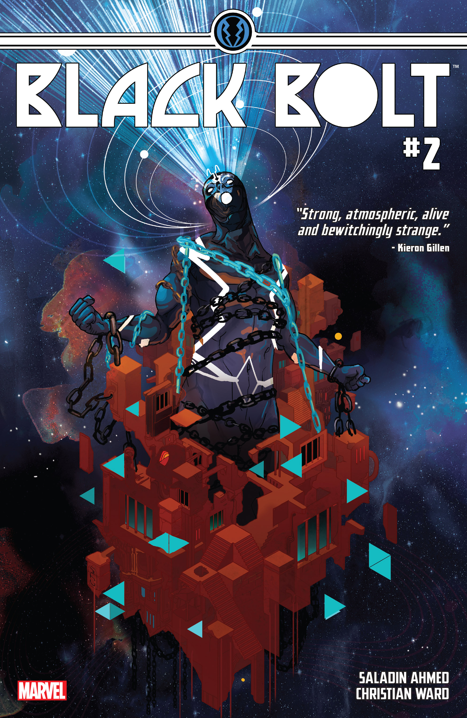 Read online Black Bolt comic -  Issue #2 - 1