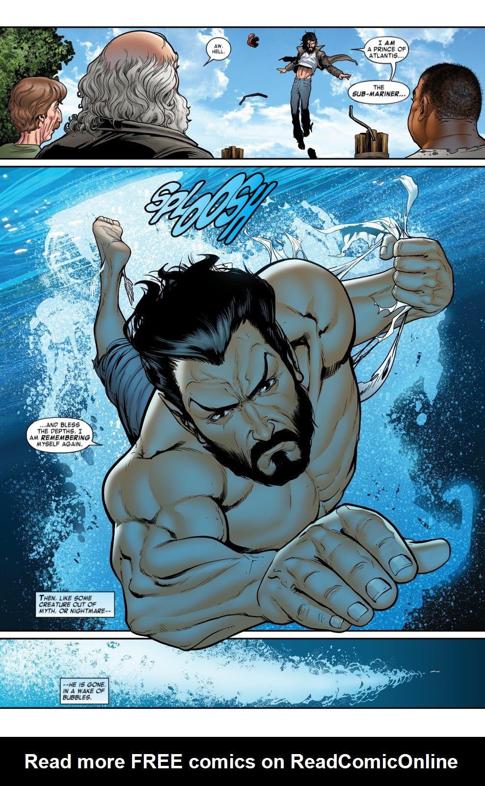 Read online Fantastic Four: Season One comic -  Issue # TPB - 71