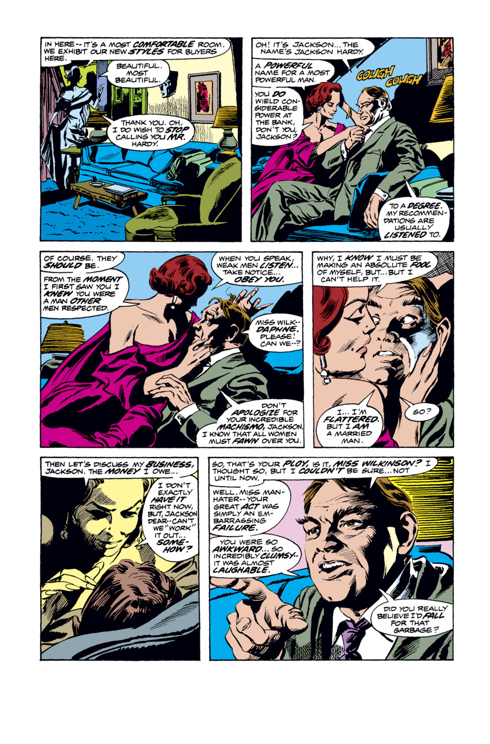 Tomb of Dracula (1972) issue 34 - Page 18