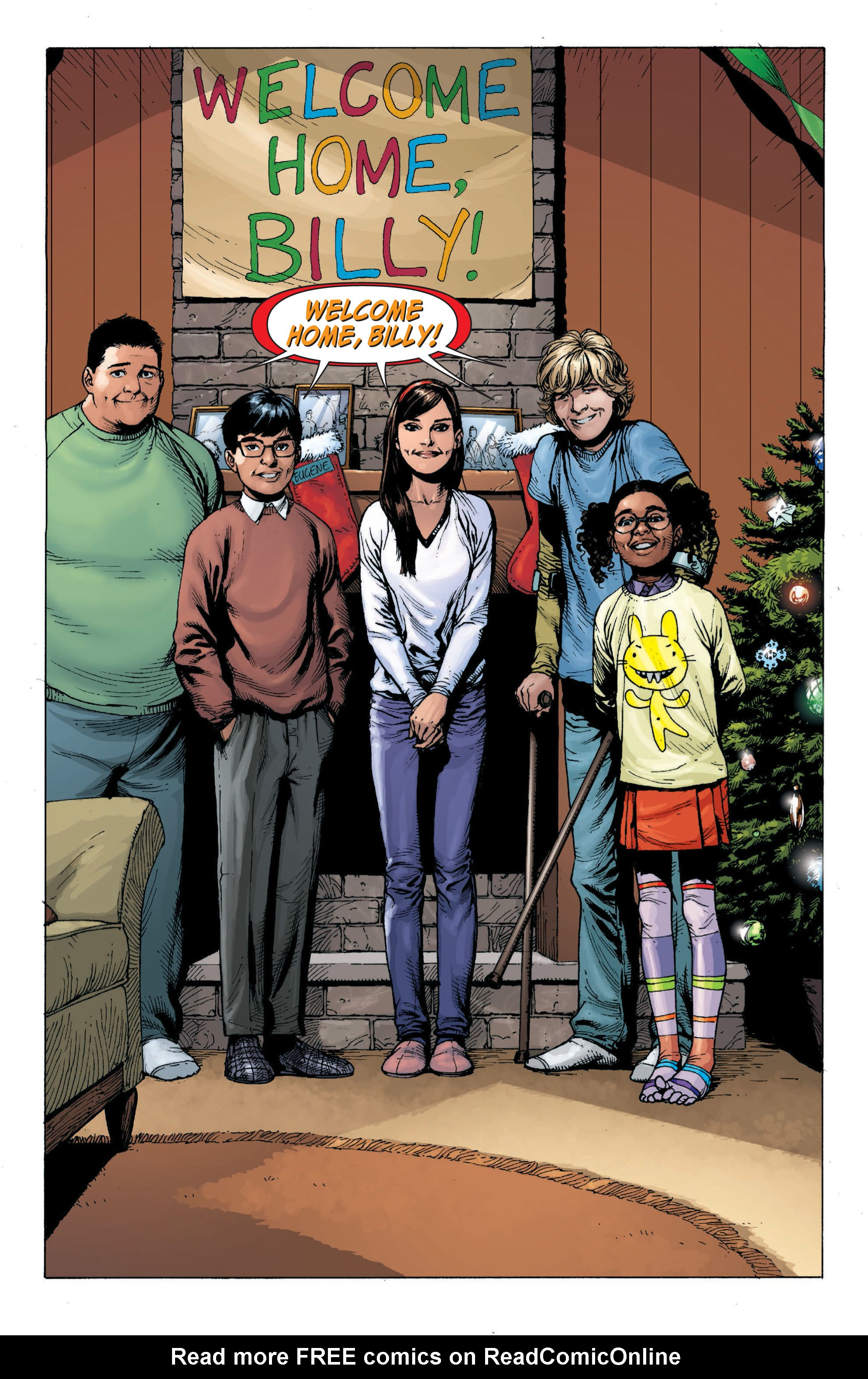 Read online Shazam! (2013) comic -  Issue #1 - 23