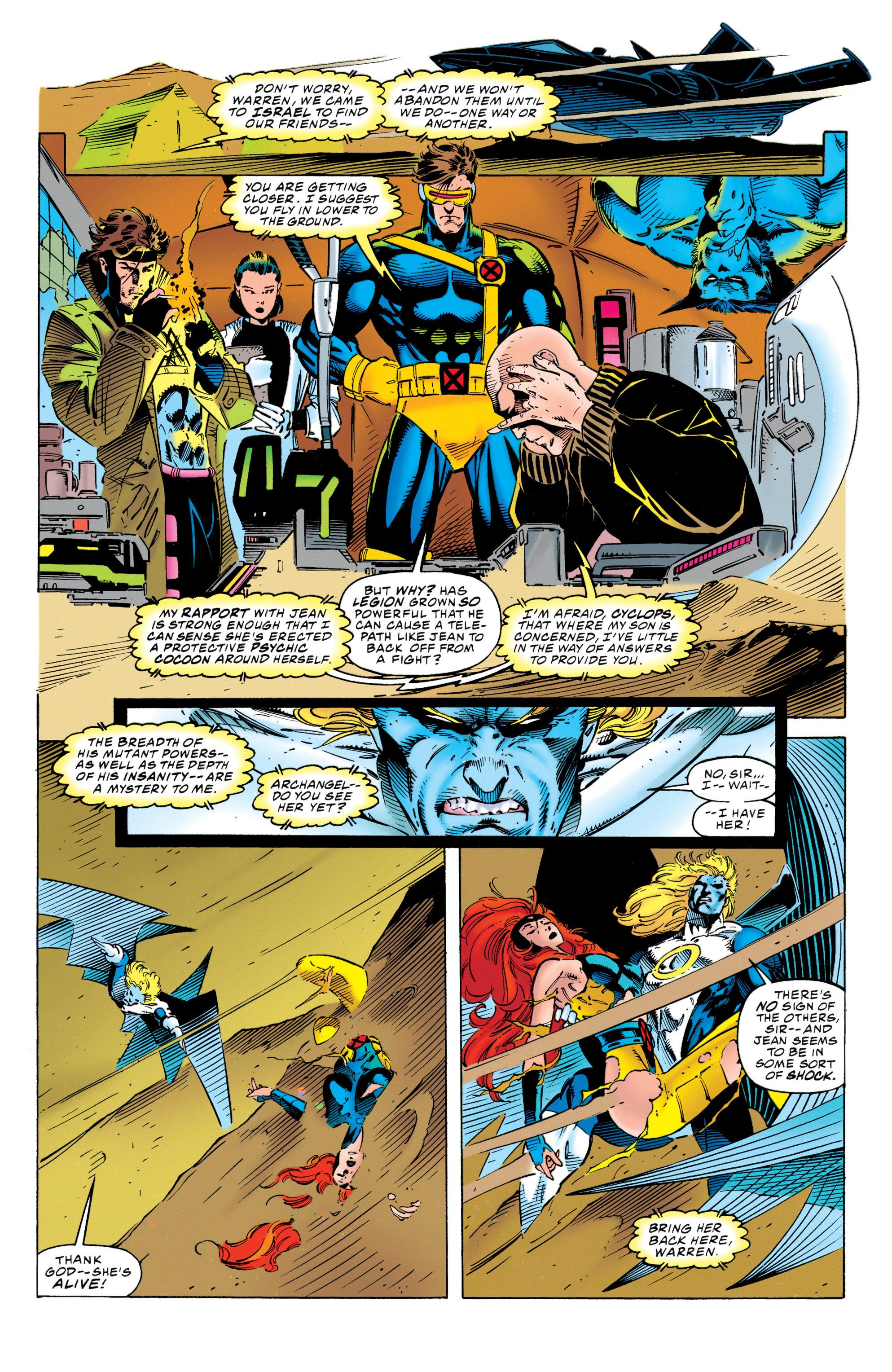 X-Men (1991) 40 Page 5