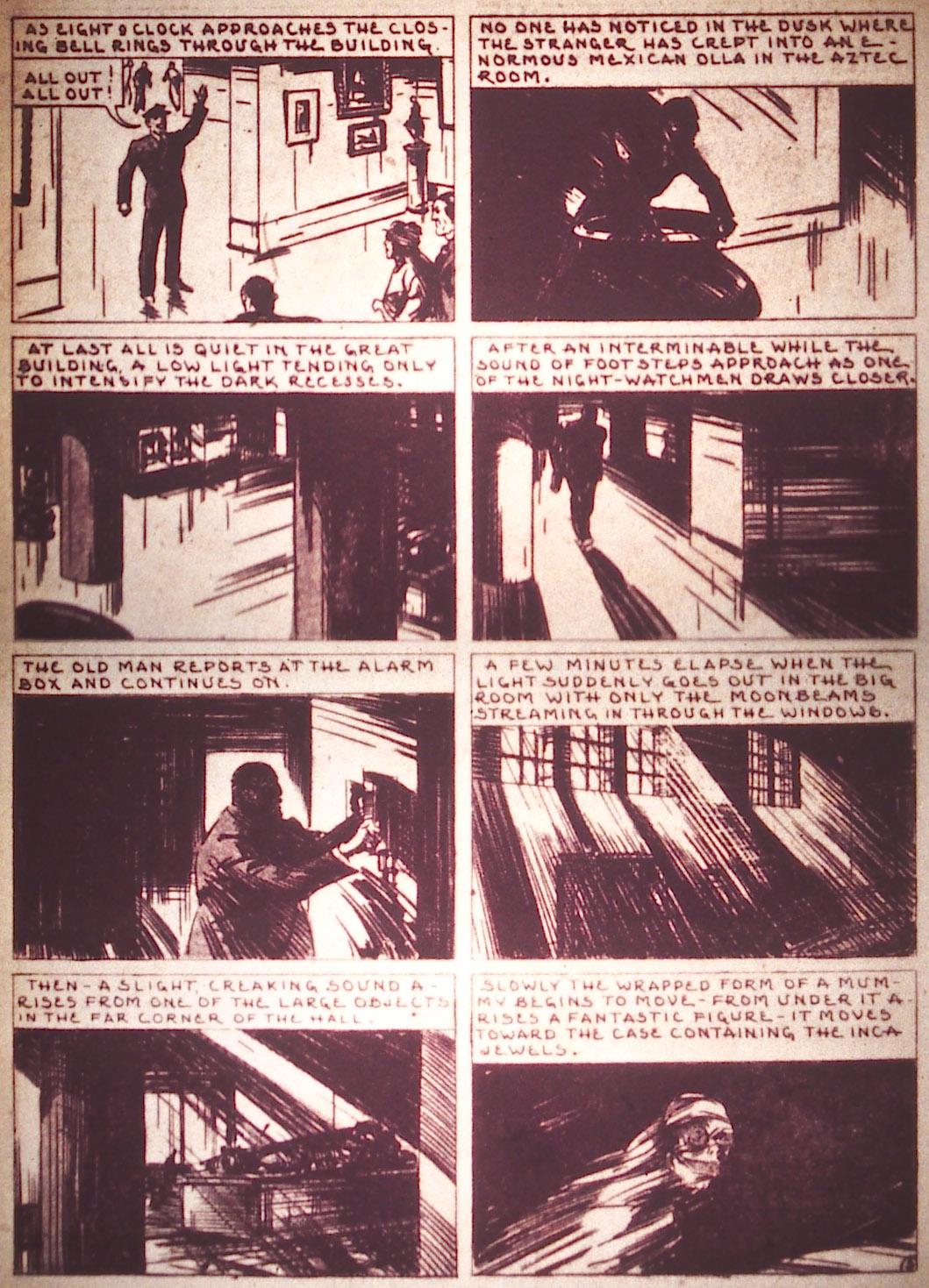 Read online Detective Comics (1937) comic -  Issue #16 - 20