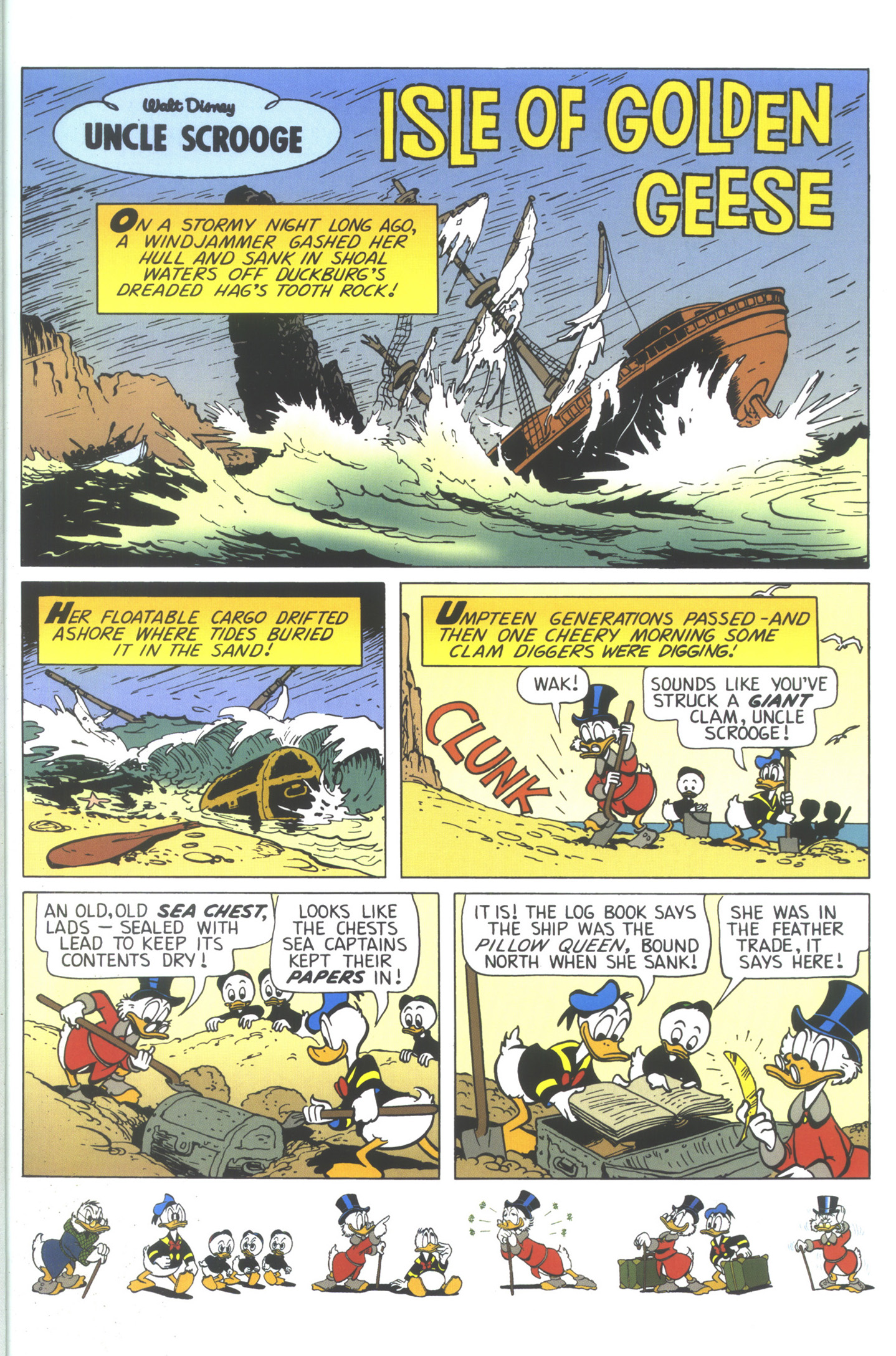 Read online Uncle Scrooge (1953) comic -  Issue #352 - 3