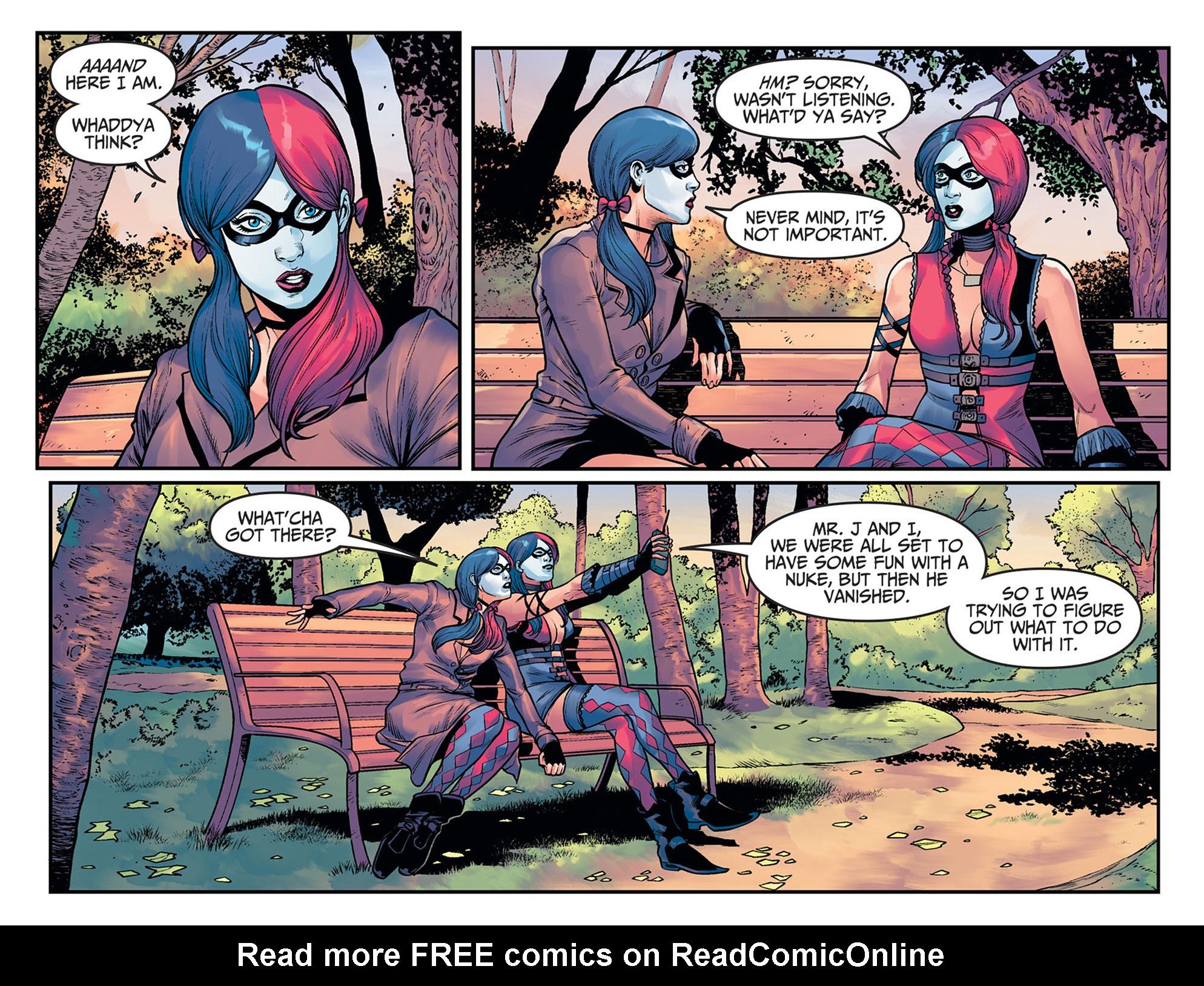 Read online Injustice: Ground Zero comic -  Issue #24 - 20