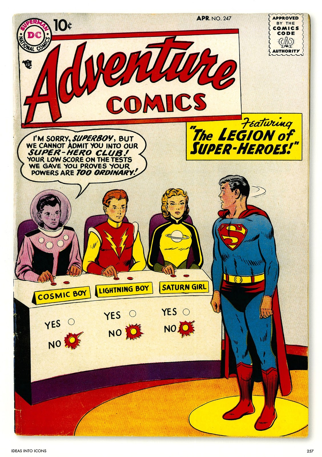 Read online 75 Years Of DC Comics comic -  Issue # TPB (Part 3) - 70