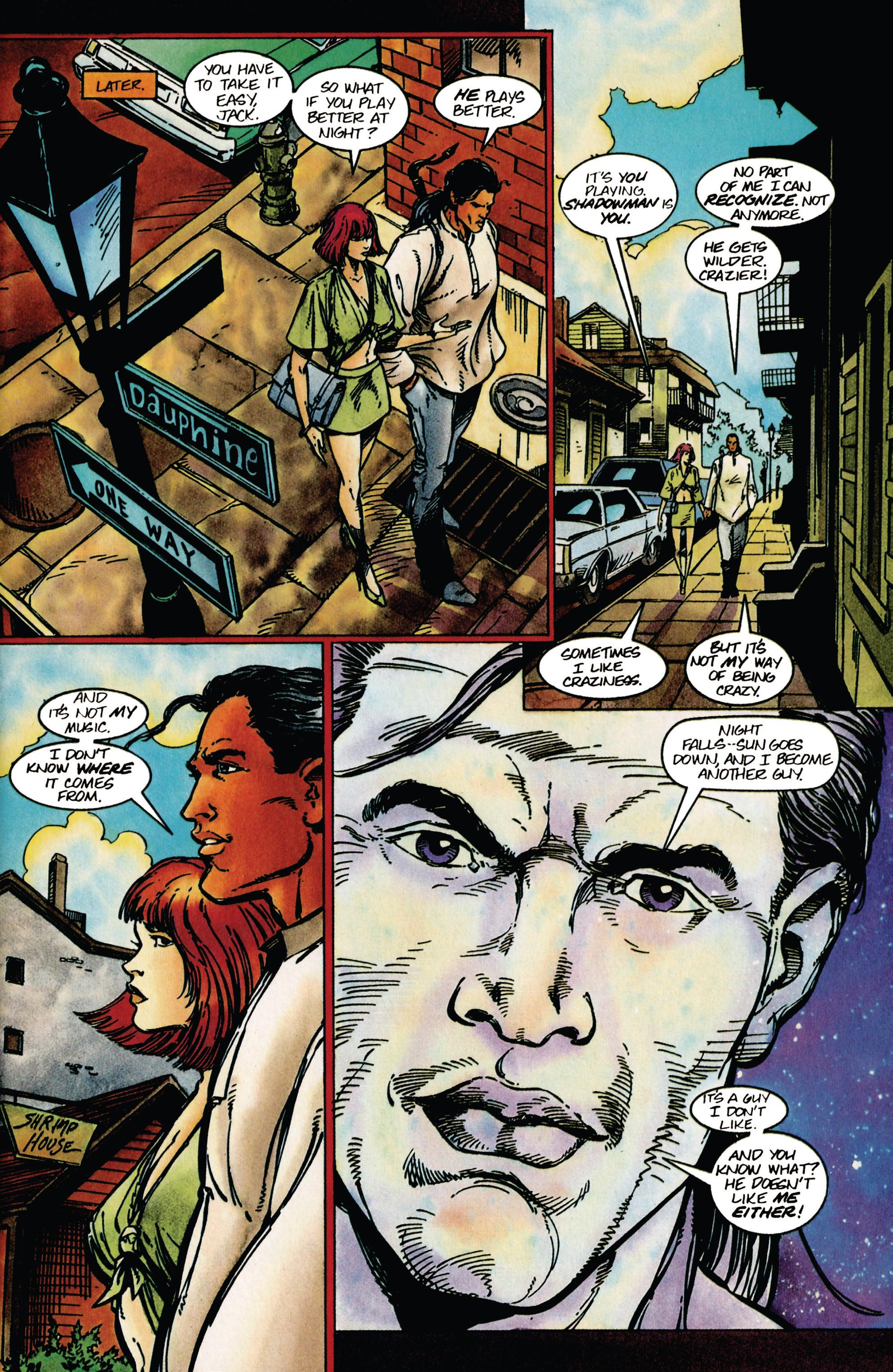 Read online Shadowman (1992) comic -  Issue #41 - 9