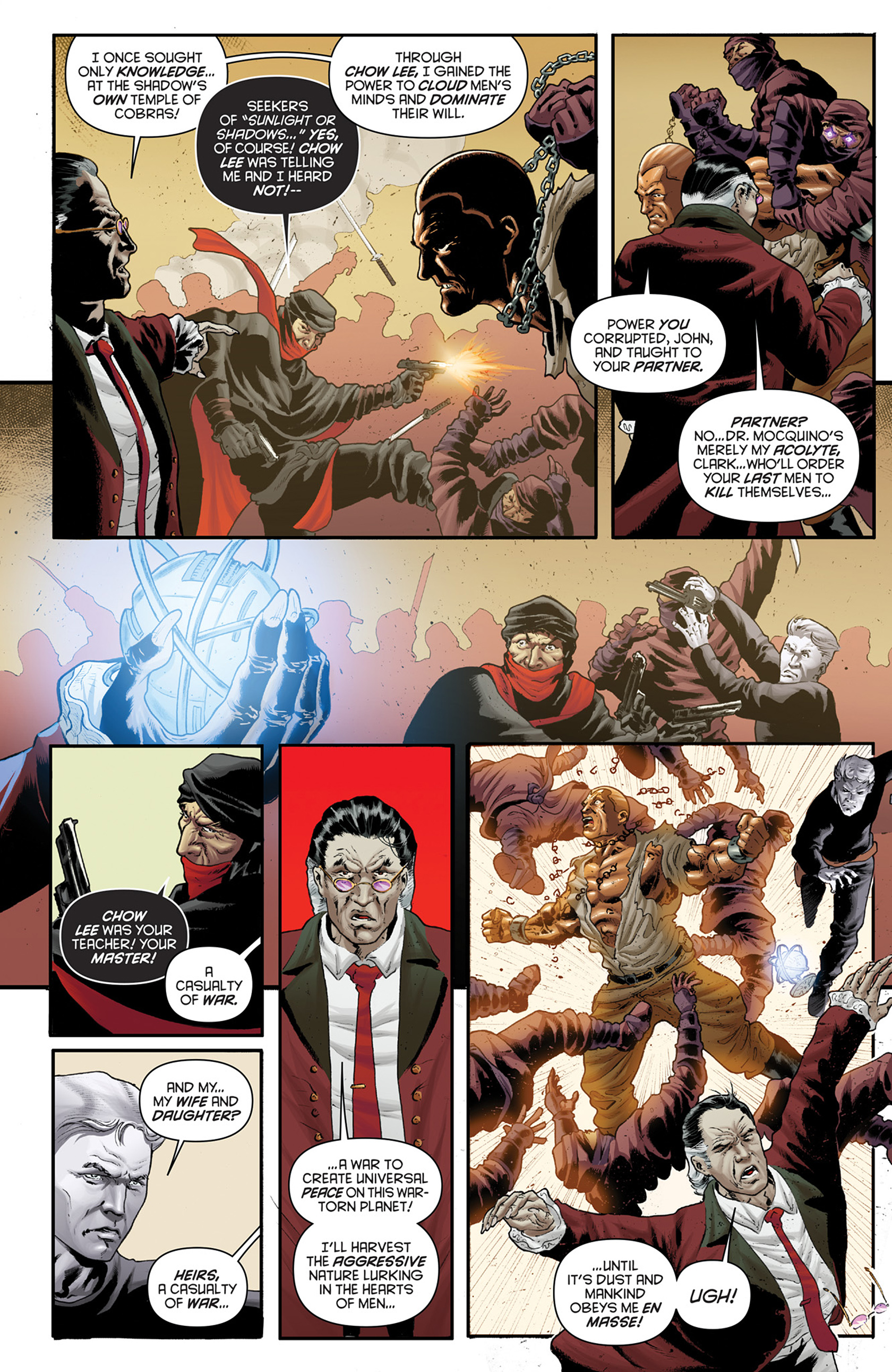 Read online Justice, Inc. comic -  Issue #4 - 10