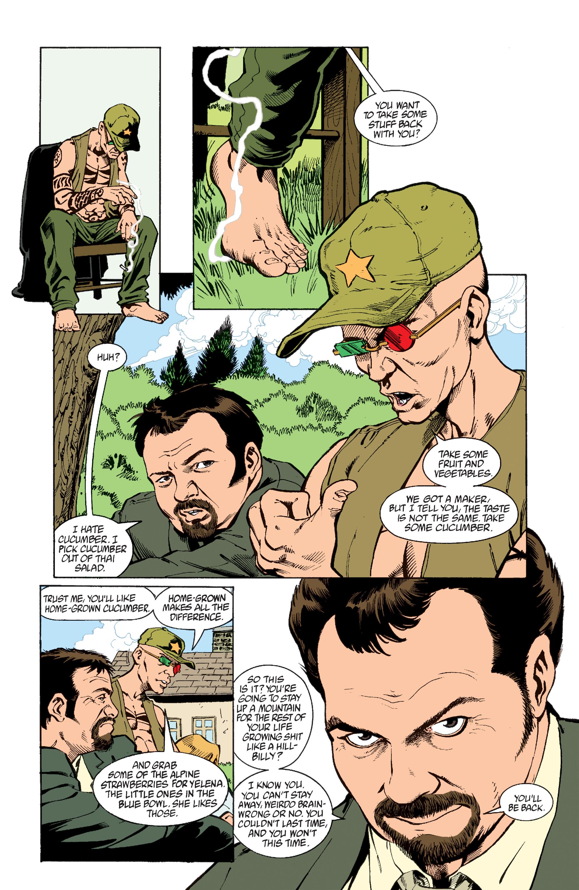 Read online Transmetropolitan comic -  Issue #60 - 17